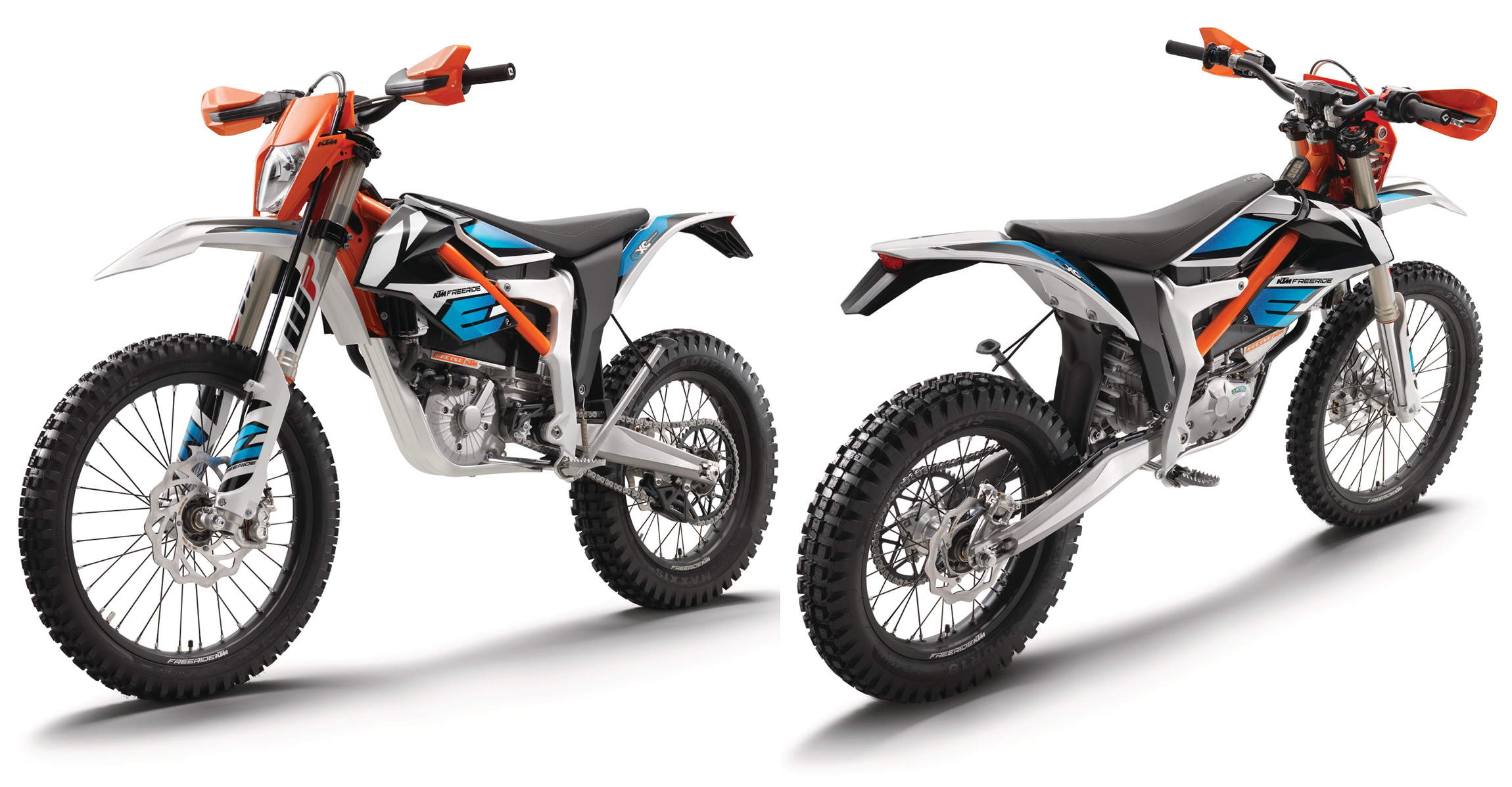 ktm announces second generation freeride e xc motorcycle news. Black Bedroom Furniture Sets. Home Design Ideas