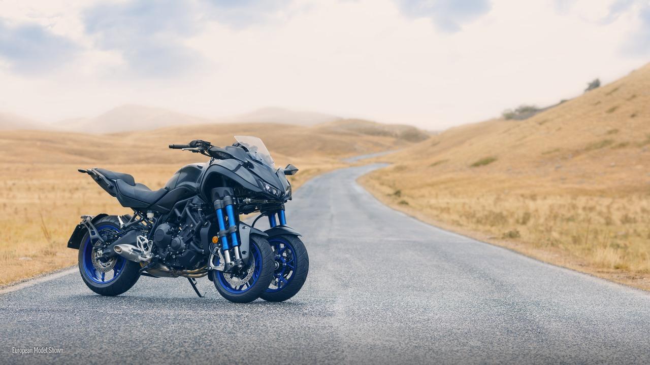 New Yamaha NIKEN - Ride the Revolution