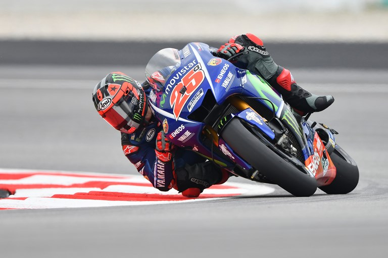 Movistar Yamaha Start to Find Form in Friday`s FP Sessions in Sepang « MotorcycleDaily.com ...