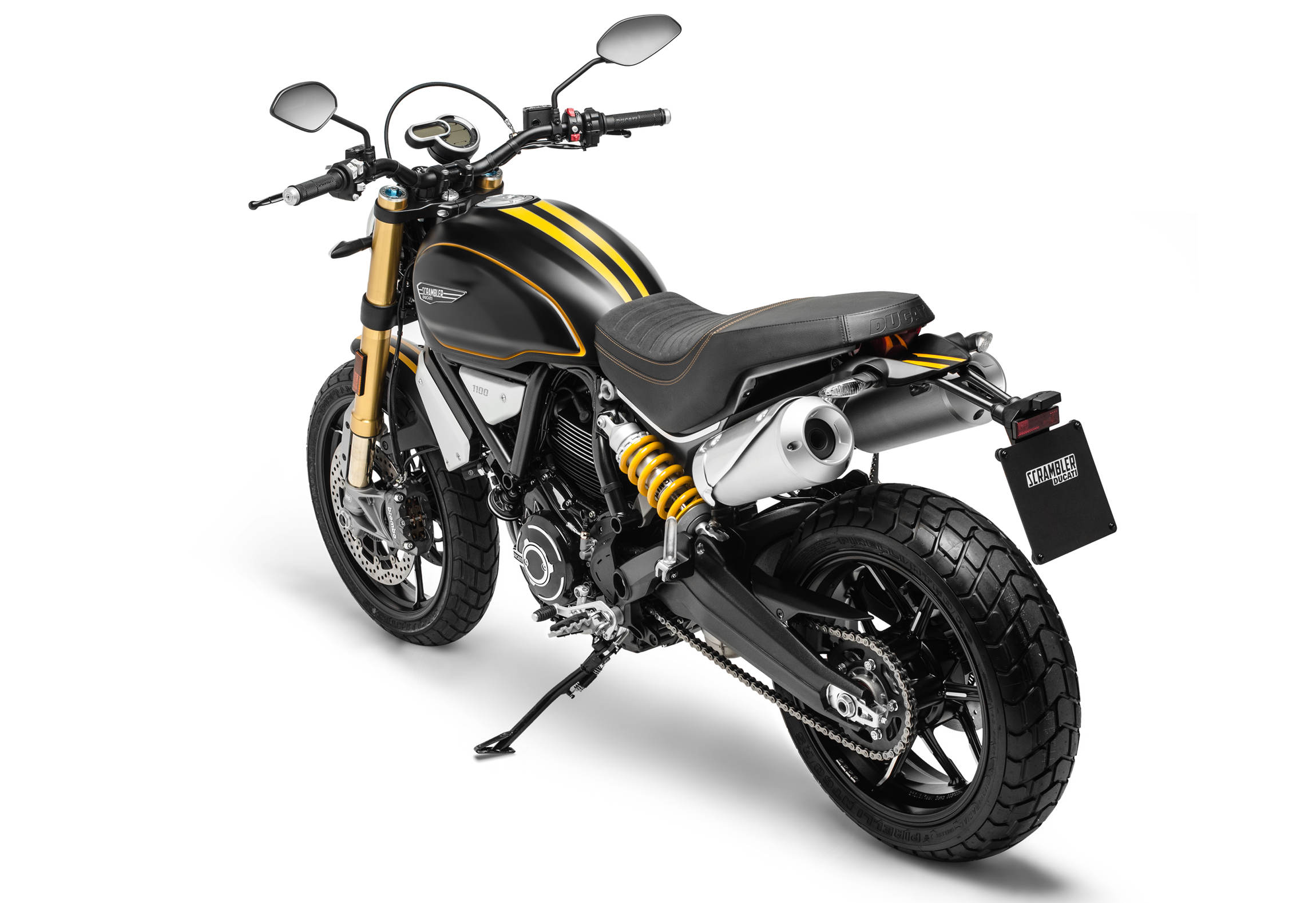 Motorcycle Safety Gear >> New Ducati Scrambler 1100 Models Offer Big Jump in Performance « MotorcycleDaily.com ...