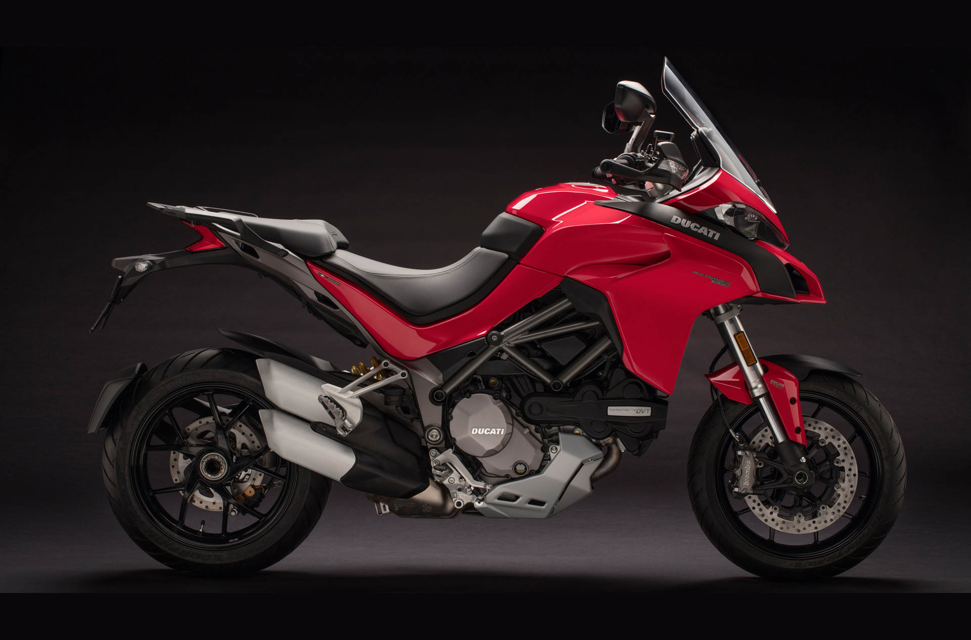 Ducati Introduces Multistrada 1260 Family (with videos)
