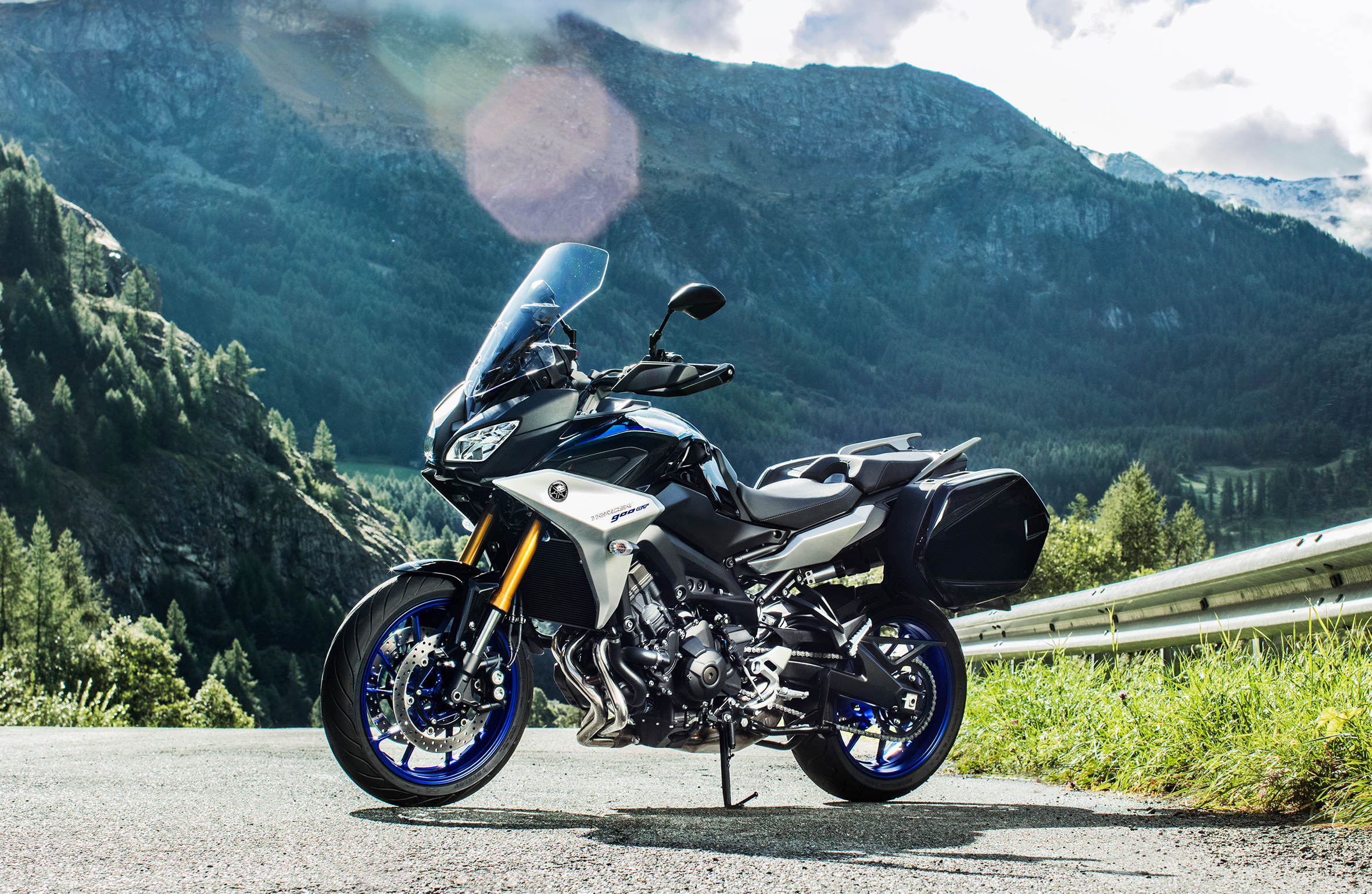 Yamaha Replaces Fj 09 With 2019 Tracer 900 And Tracer 900