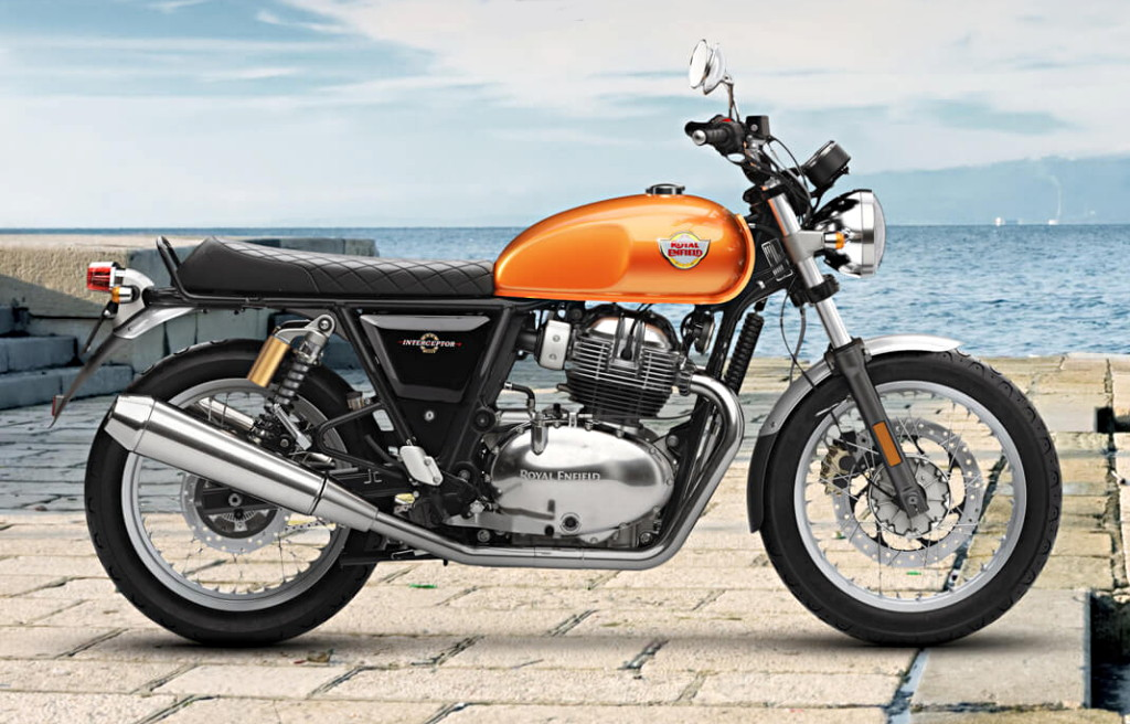 royal enfield enters new era with two 650s the. Black Bedroom Furniture Sets. Home Design Ideas
