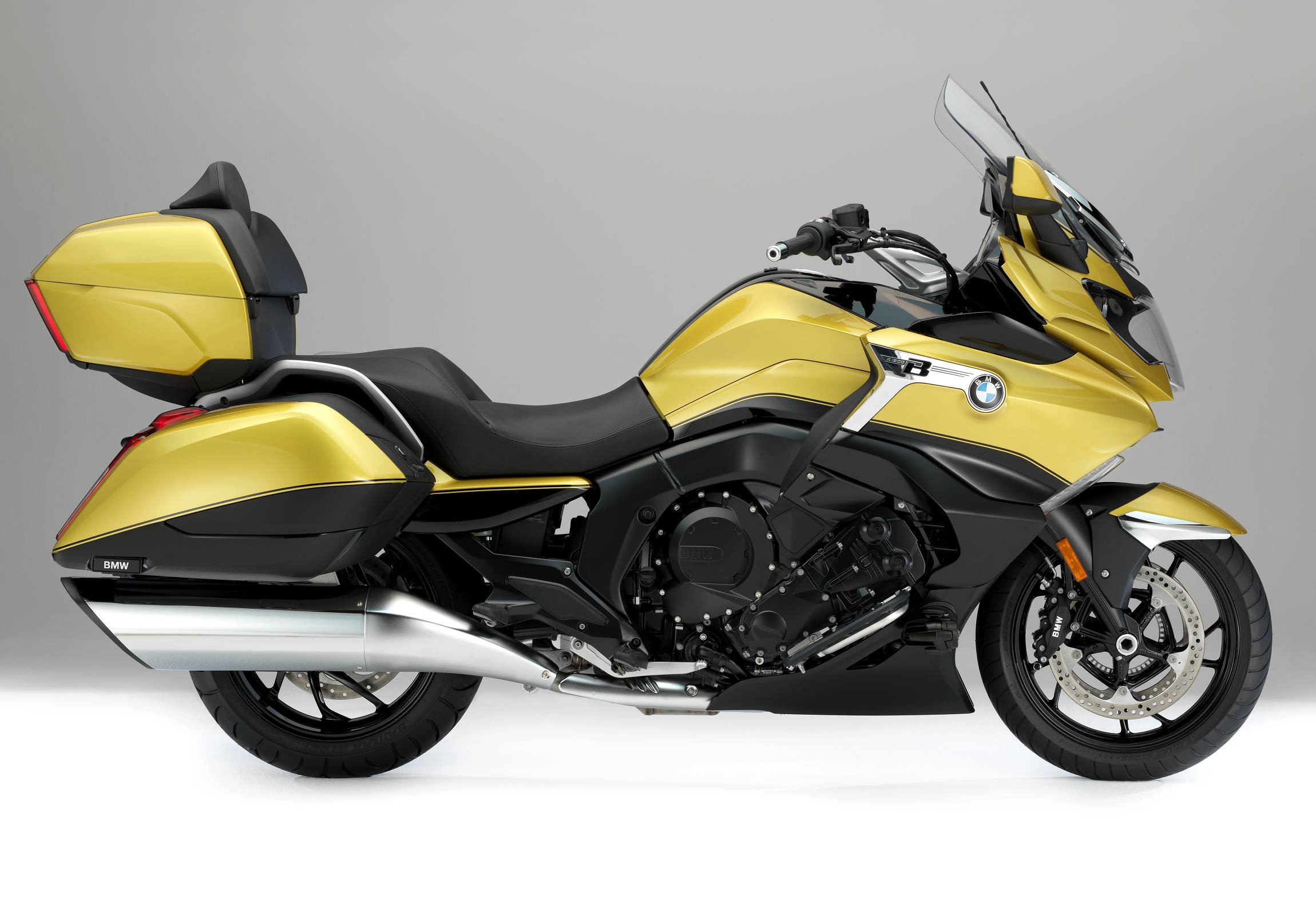 Is BMW\u0027s K 1600 Grand America a Response to Honda\u0027s New Gold Wing ...