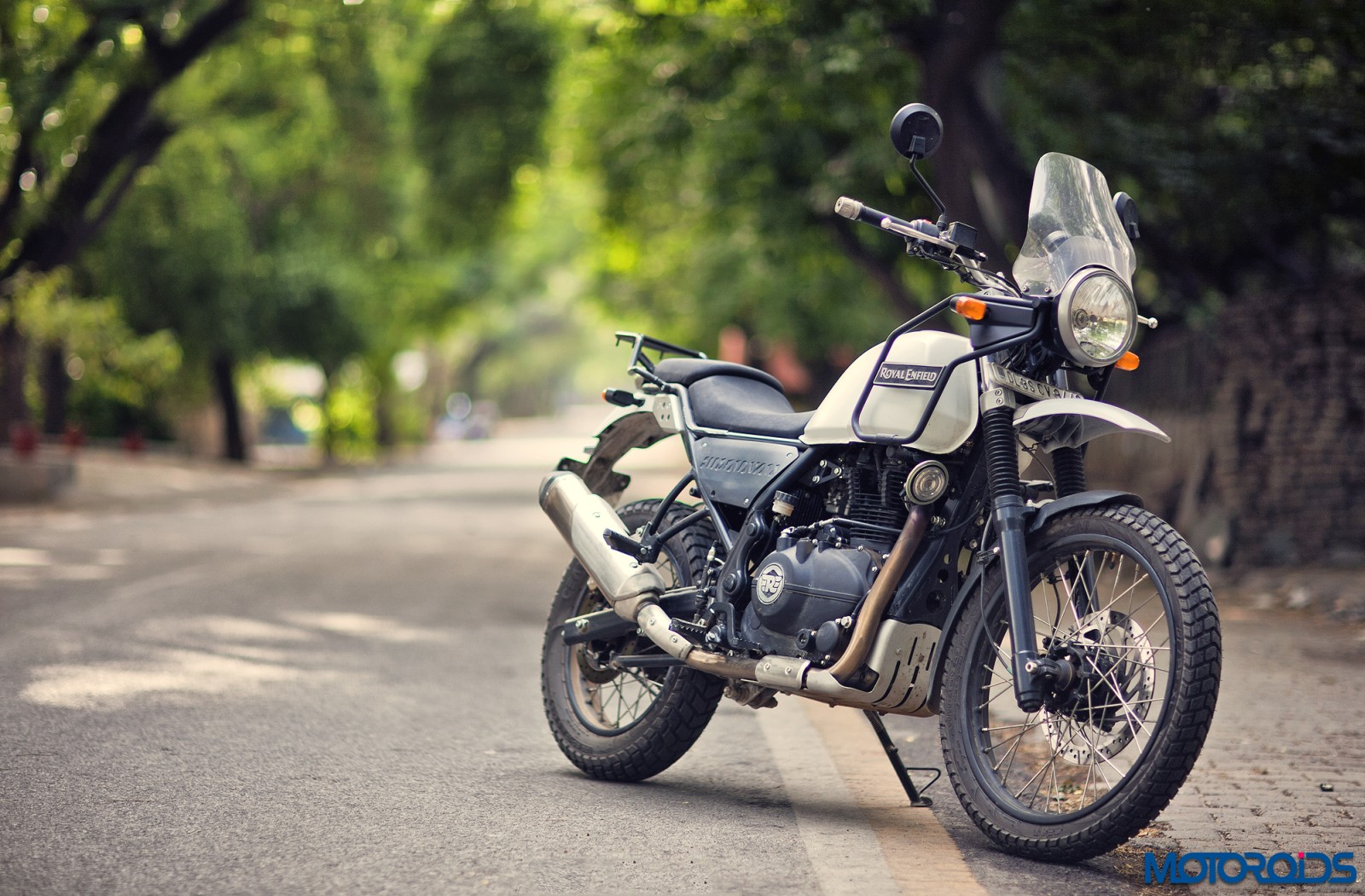 Inexpensive Royal Enfield Himalayan Reviewed In Britain In