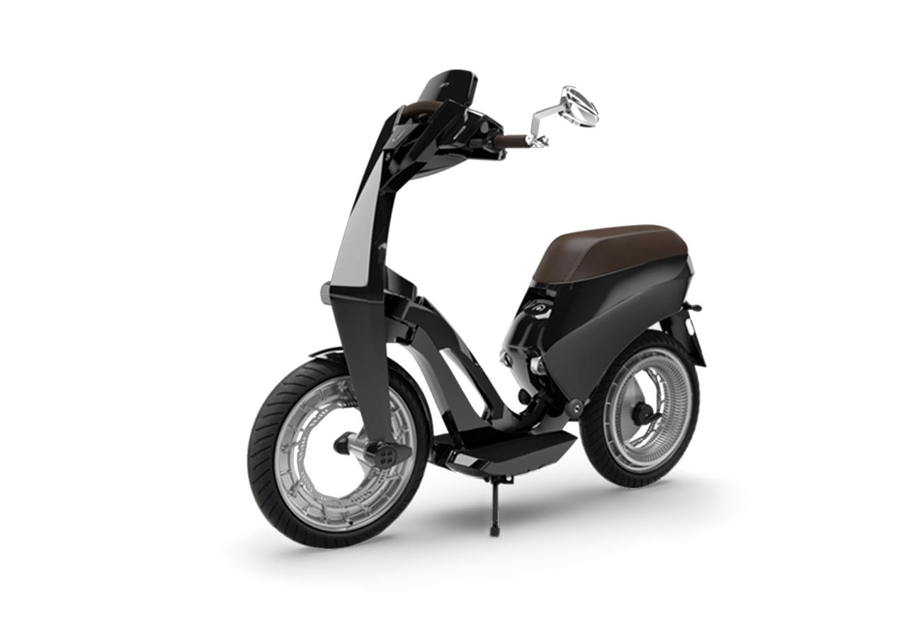 Ujet Electric Scooter Is This How Young People Will Get Interested In Two Wheels With Video
