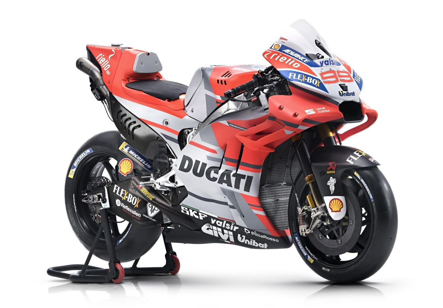 Ducati Introduces 2018 MotoGP Team; Must Sign Both Riders for 2019 « MotorcycleDaily.com ...