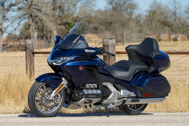 2018 Honda Gold Wing: MD First Ride - MotorcycleDaily com