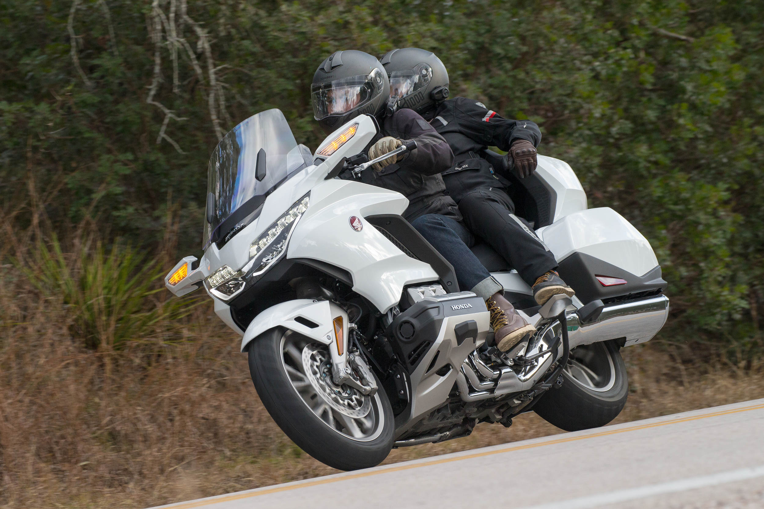 2018 Honda Gold Wing: MD First Ride « MotorcycleDaily.com ...