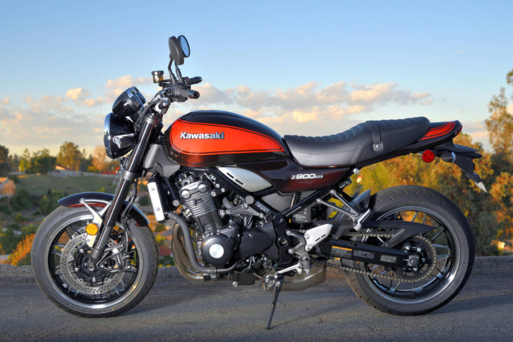 md s kawasaki zrs test bike what would readers like to  md s 2018 kawasaki z900rs test bike what would readers like to know