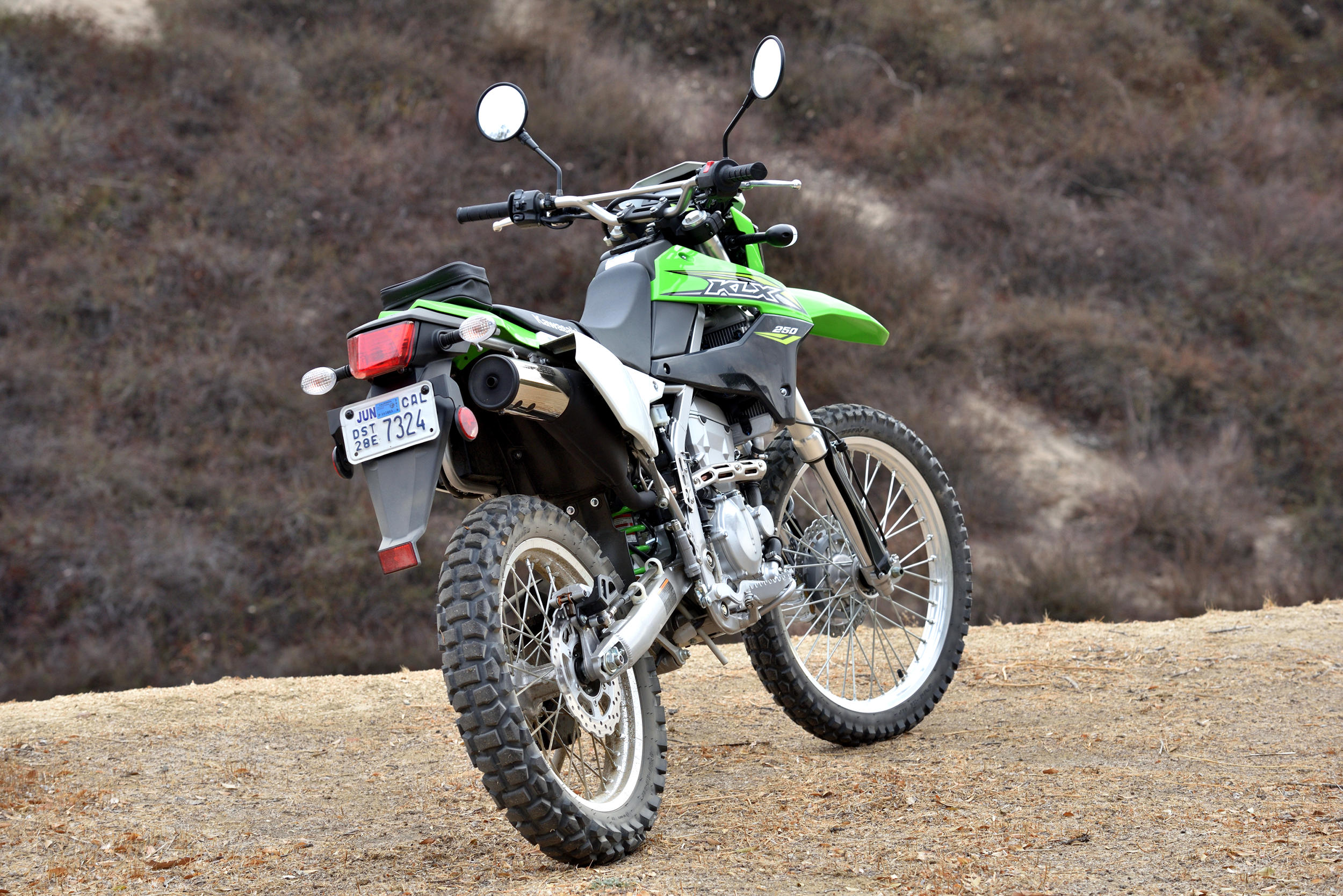 2018 Kawasaki KLX250: MD Ride Review - MotorcycleDaily com