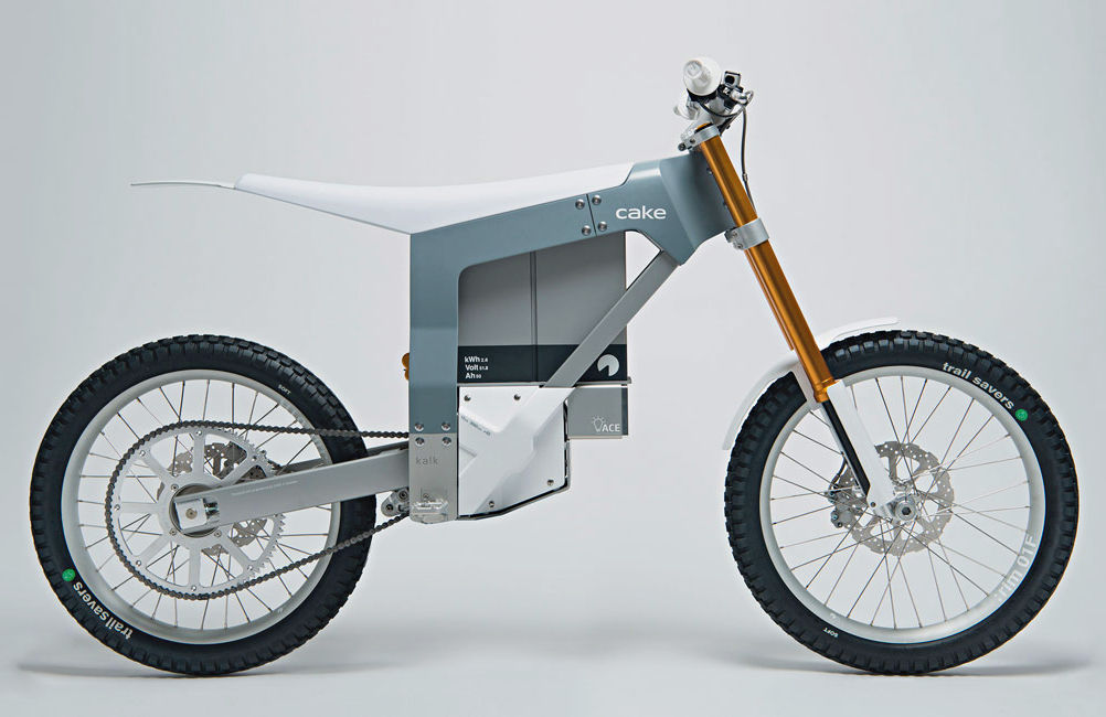 150 Pound CAKE KALK – Is This The Future of Off-Road Motorcycles ...