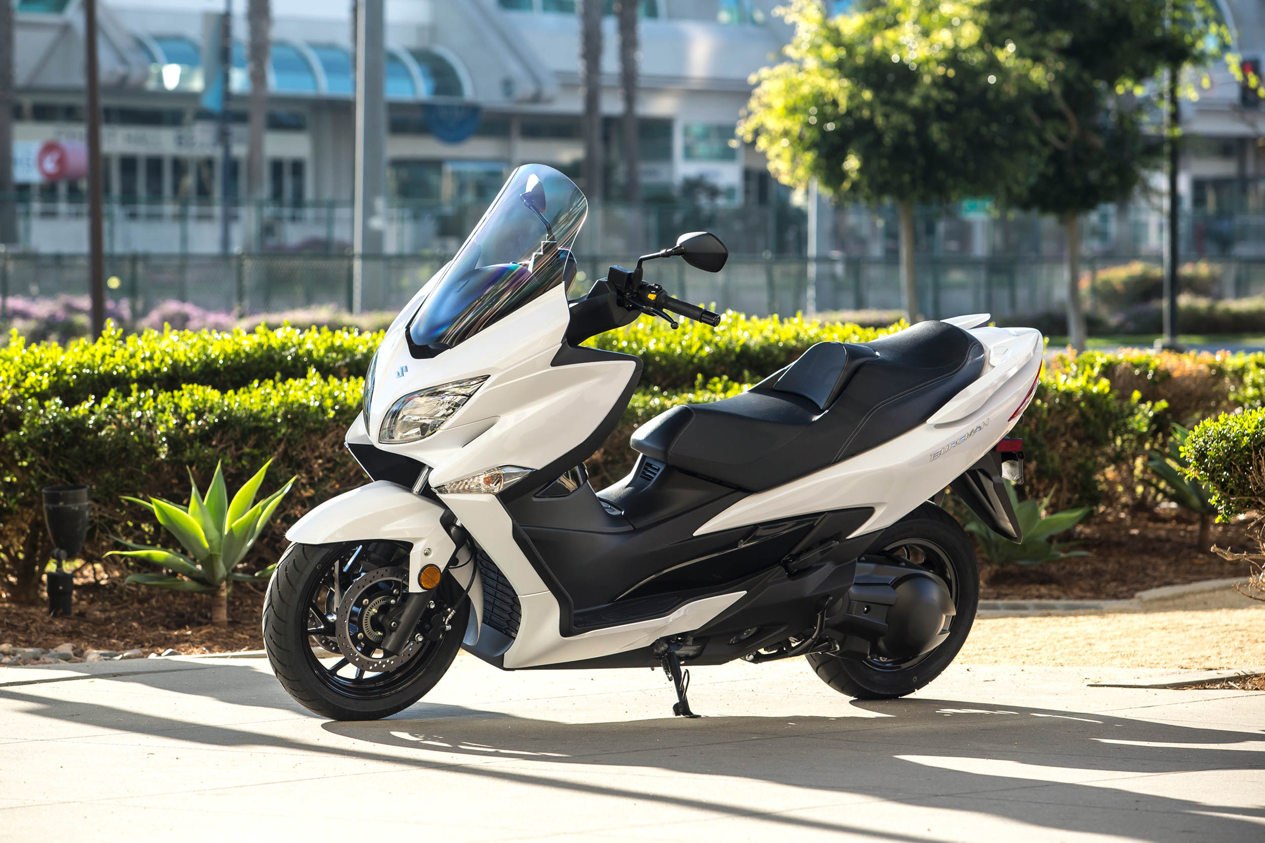 I wasn't surprised when Suzuki told the assembled journalists at the press  launch of the new 2018 Burgman 400 last week that the largest group of  Burgman ...
