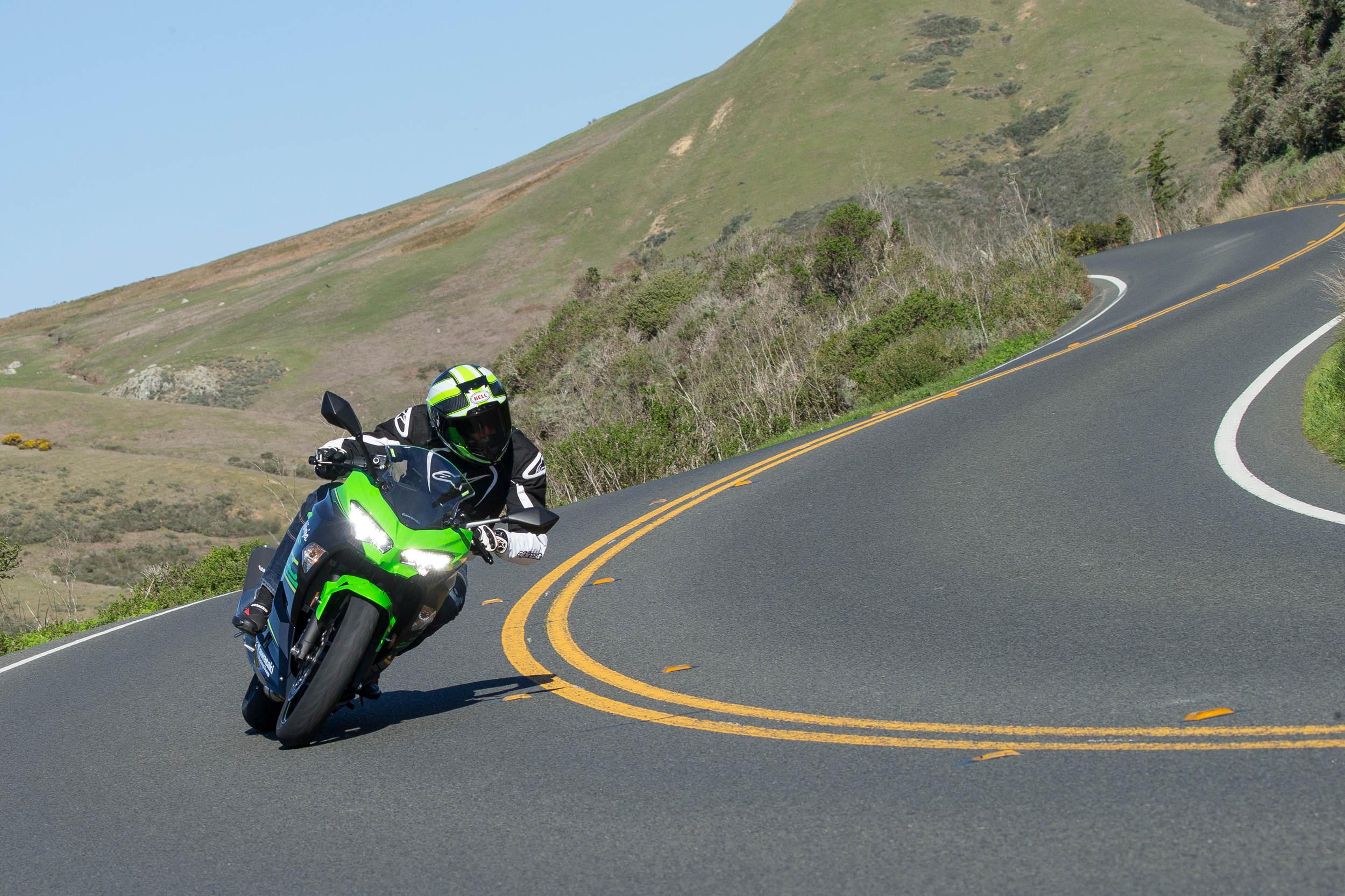 2018 Kawasaki Ninja 400 ABS: MD First Ride - MotorcycleDaily com