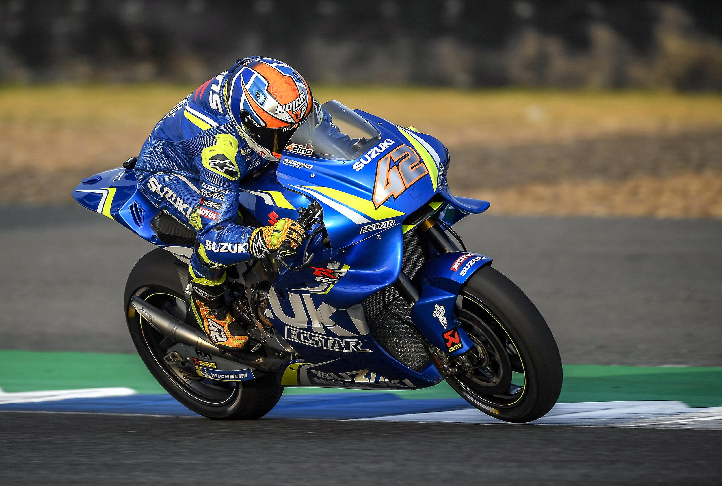 After a Difficult 2017, Is It Time for Suzuki's Alex Rins to Shine? « MotorcycleDaily.com ...
