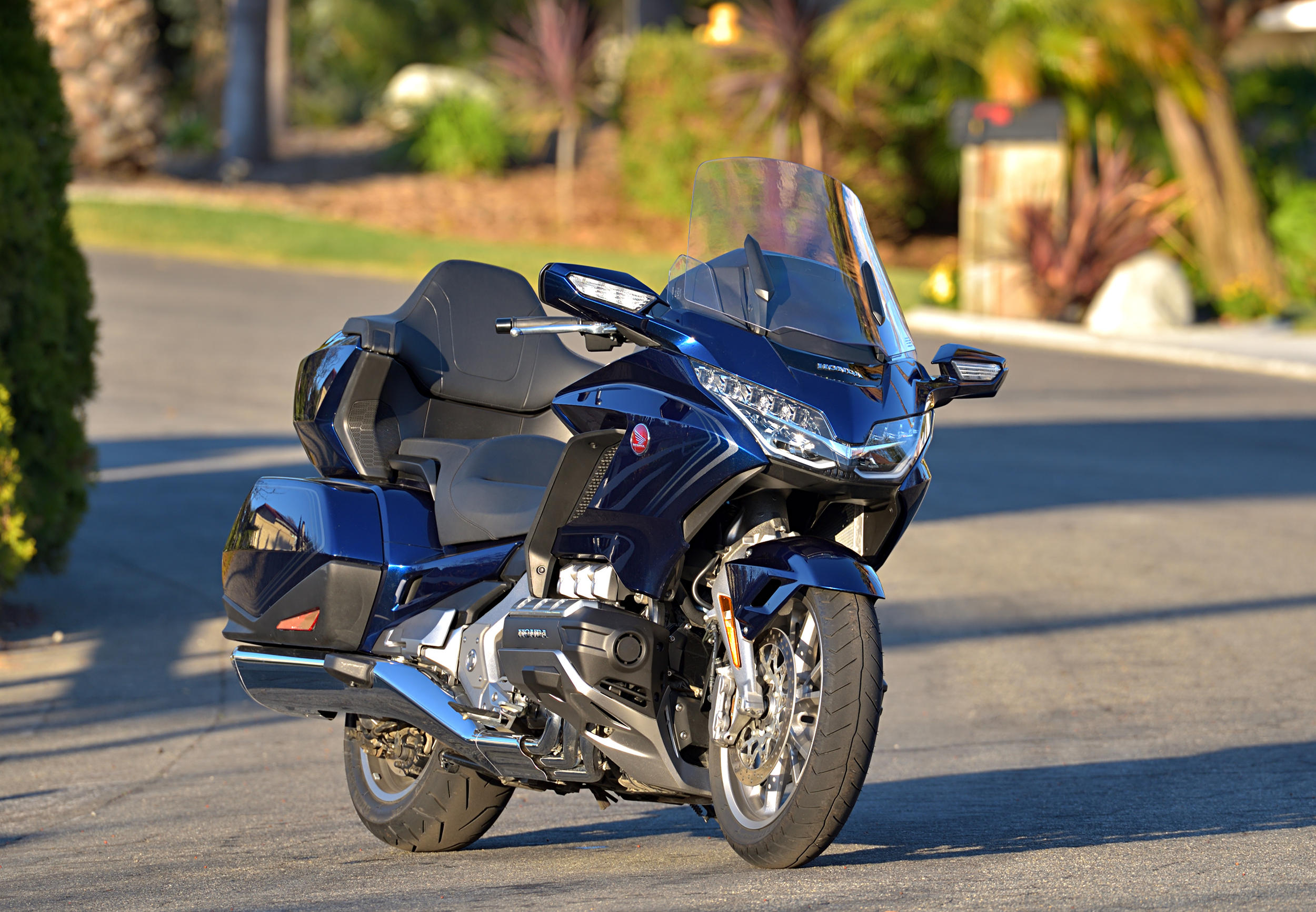 2018 Honda Gold Wing Tour: MD Ride Review – Introduction