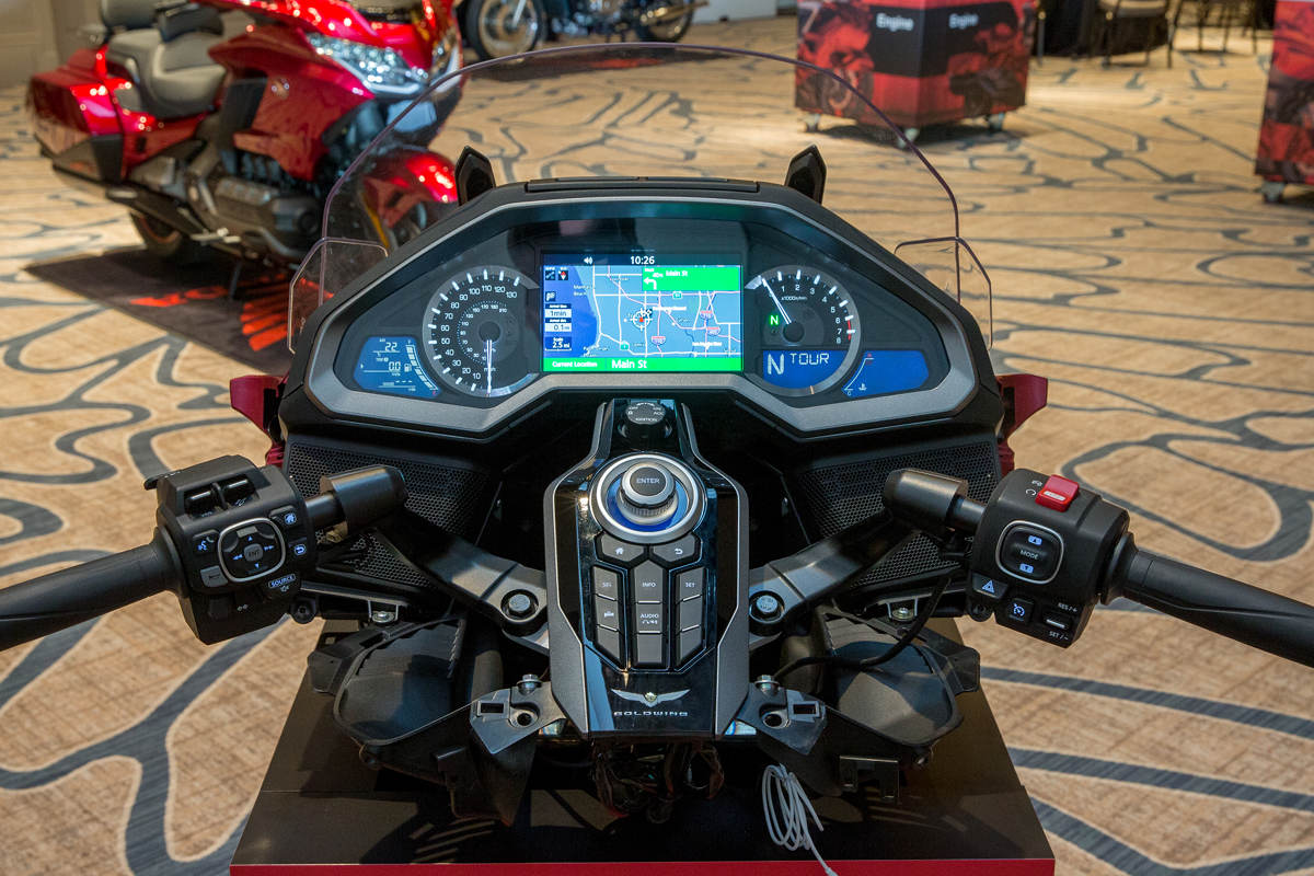 2018 Honda Gold Wing Tour DCT: MD Ride Review