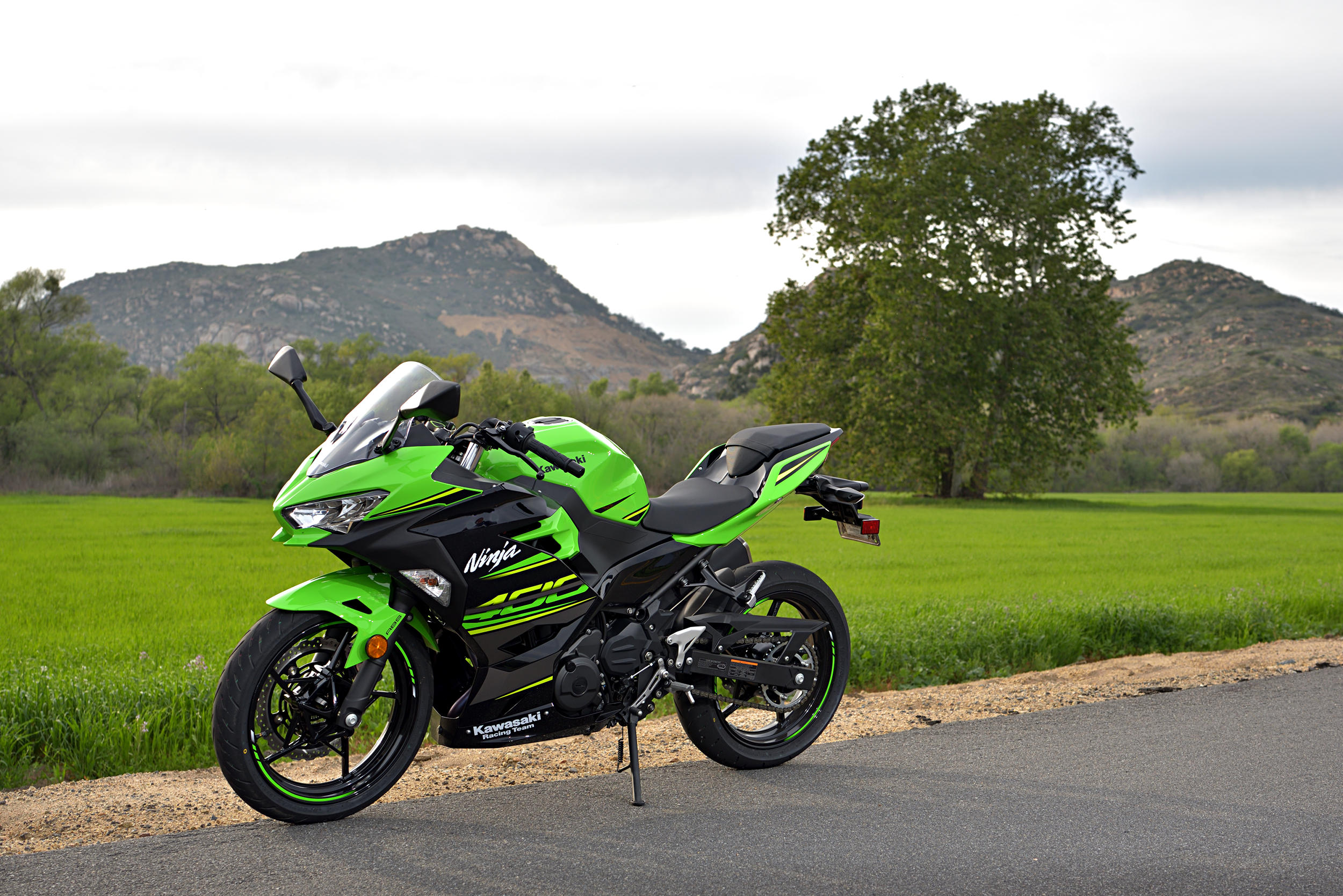 Kawasaki Ninja Abs Review