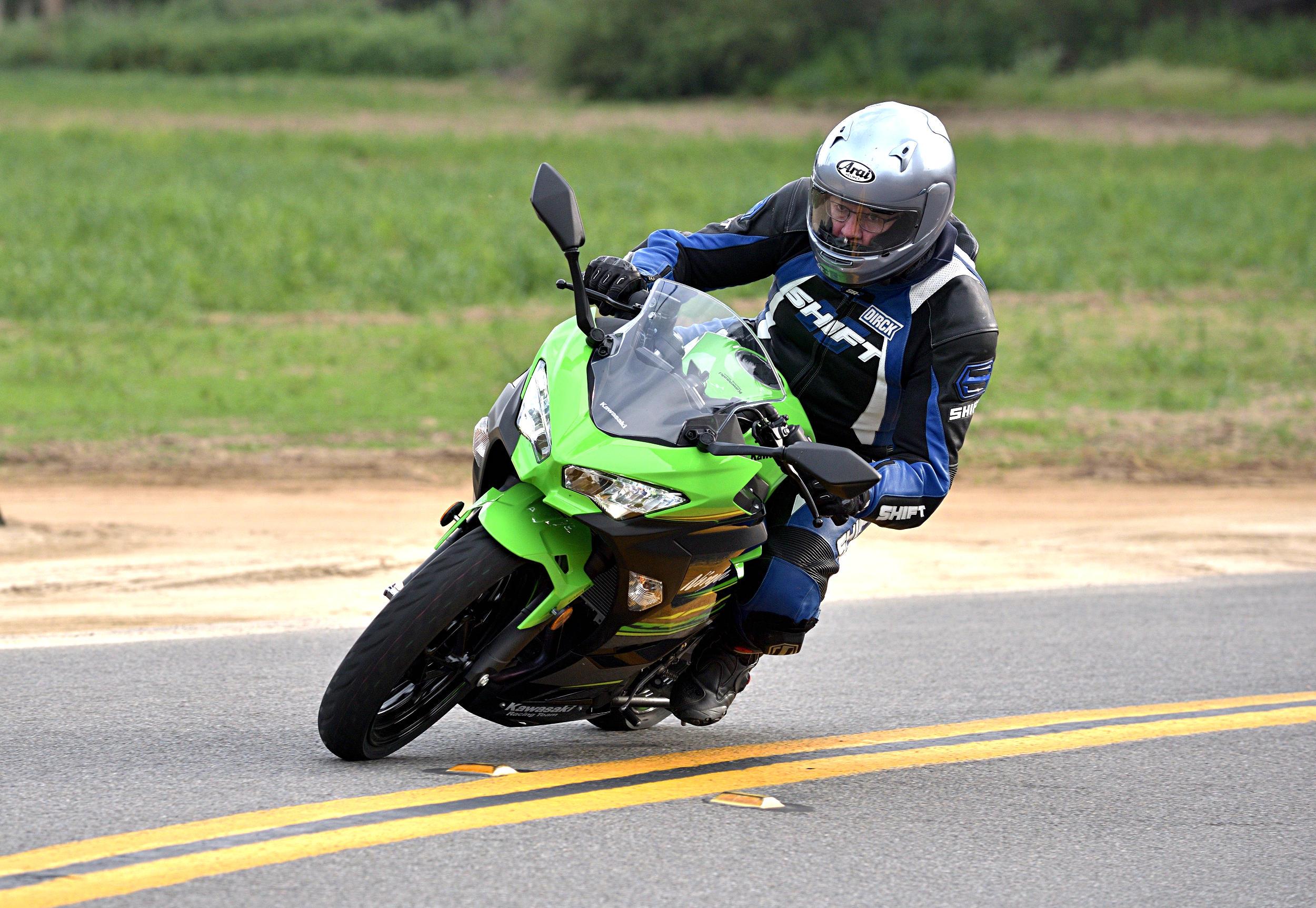 2018 Kawasaki Ninja 400 ABS: MD Ride Review