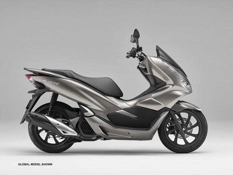 Honda Offers Updated 2019 Honda PCX150 « MotorcycleDaily.com ...