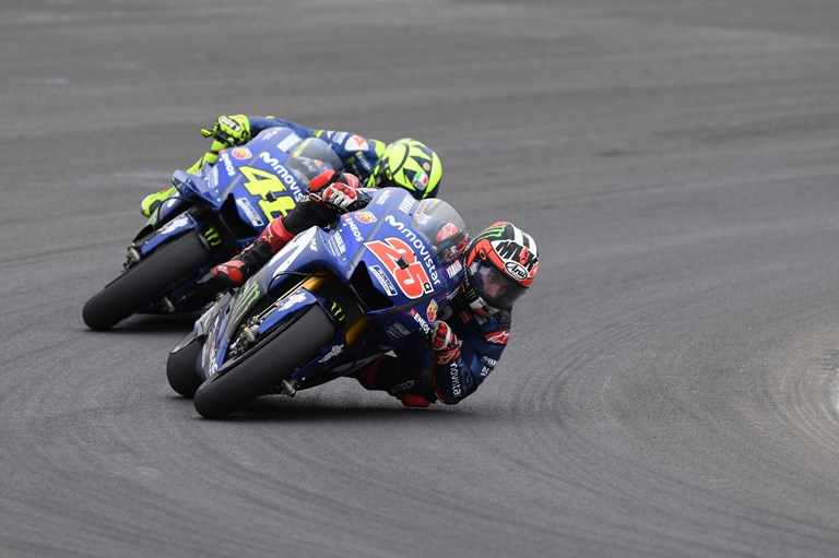 Movistar Yamaha MotoGP Arrive in Austin for the Grand Prix of The Americas « MotorcycleDaily.com ...