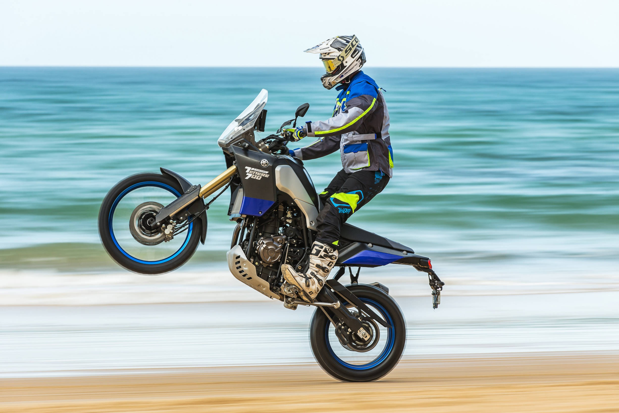 Yamaha t n r 700 world raid tour precedes production for Yamaha tenere 700