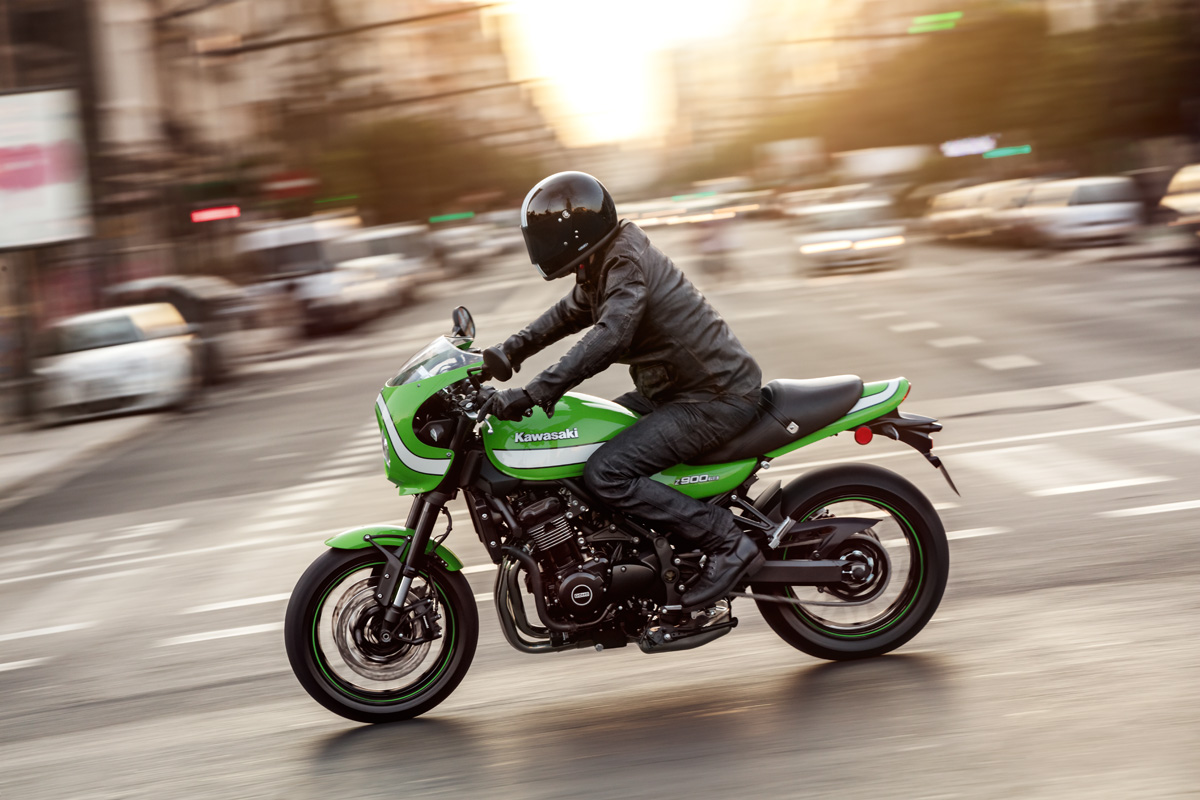 Kawasaki Brings The Z900rs Cafe To Us Market Motorcycledailycom