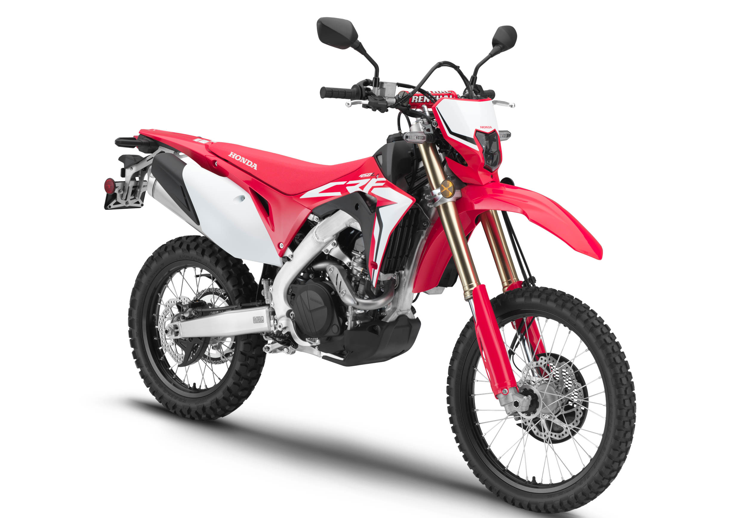 Honda Finally Introduces A Street Legal 450cc Dual Sport U2013 Derived From  Motocrosser!