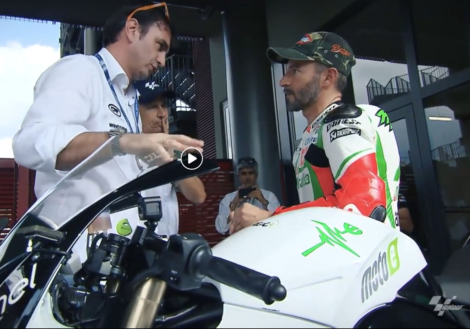 Video of max biaggi lapping mugello on energica ego corsa news retired multi time world champ max biaggi took a lap of the mugello track yesterday prior to the motogp event aboard the energica ego corsa the electric altavistaventures Gallery