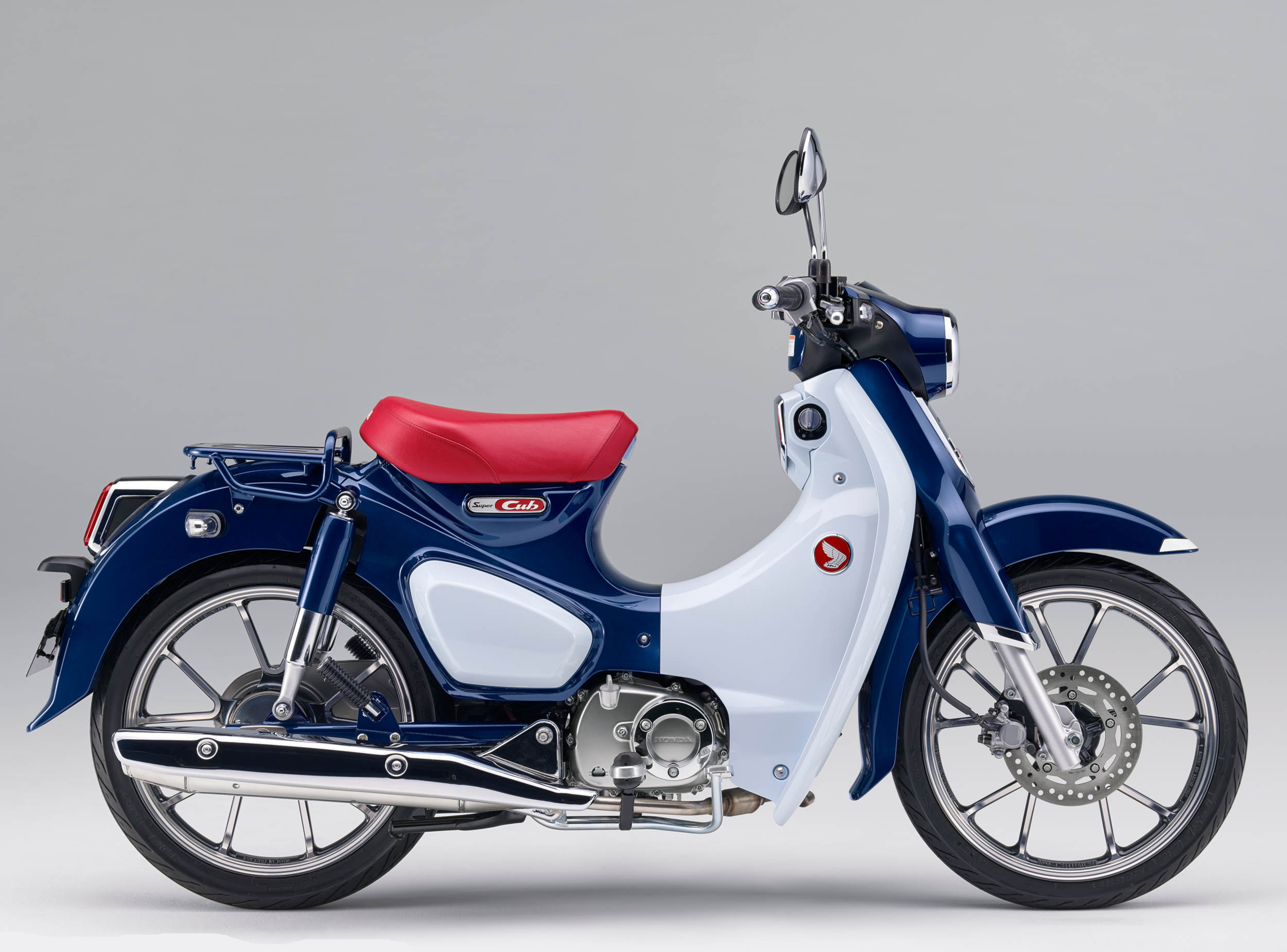 Honda Monkey And Super Cub Coming To Us Market As 2019 Models