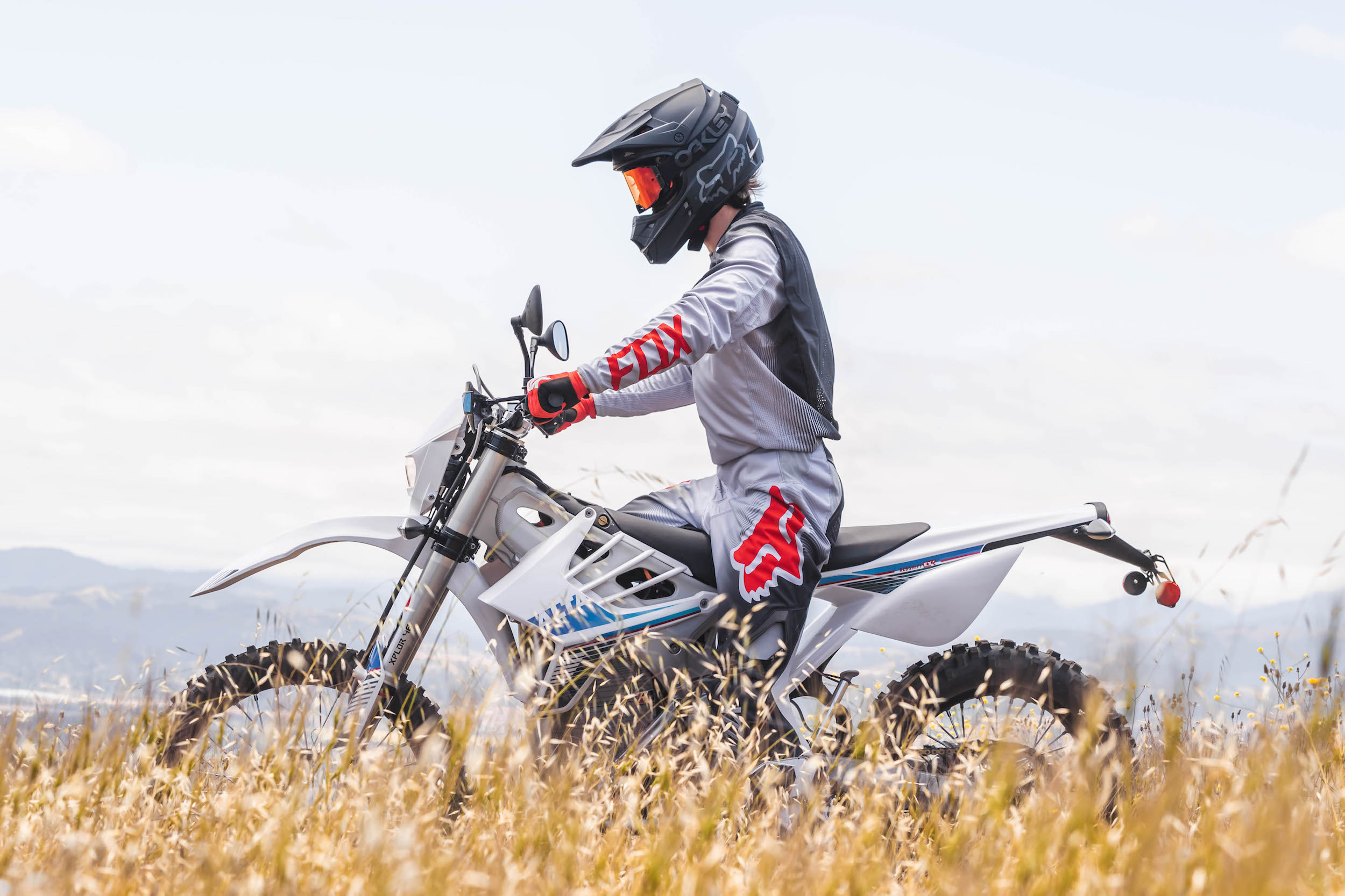 2019 Alta Motors Redshift EXR – Is the Future of Dual Sports