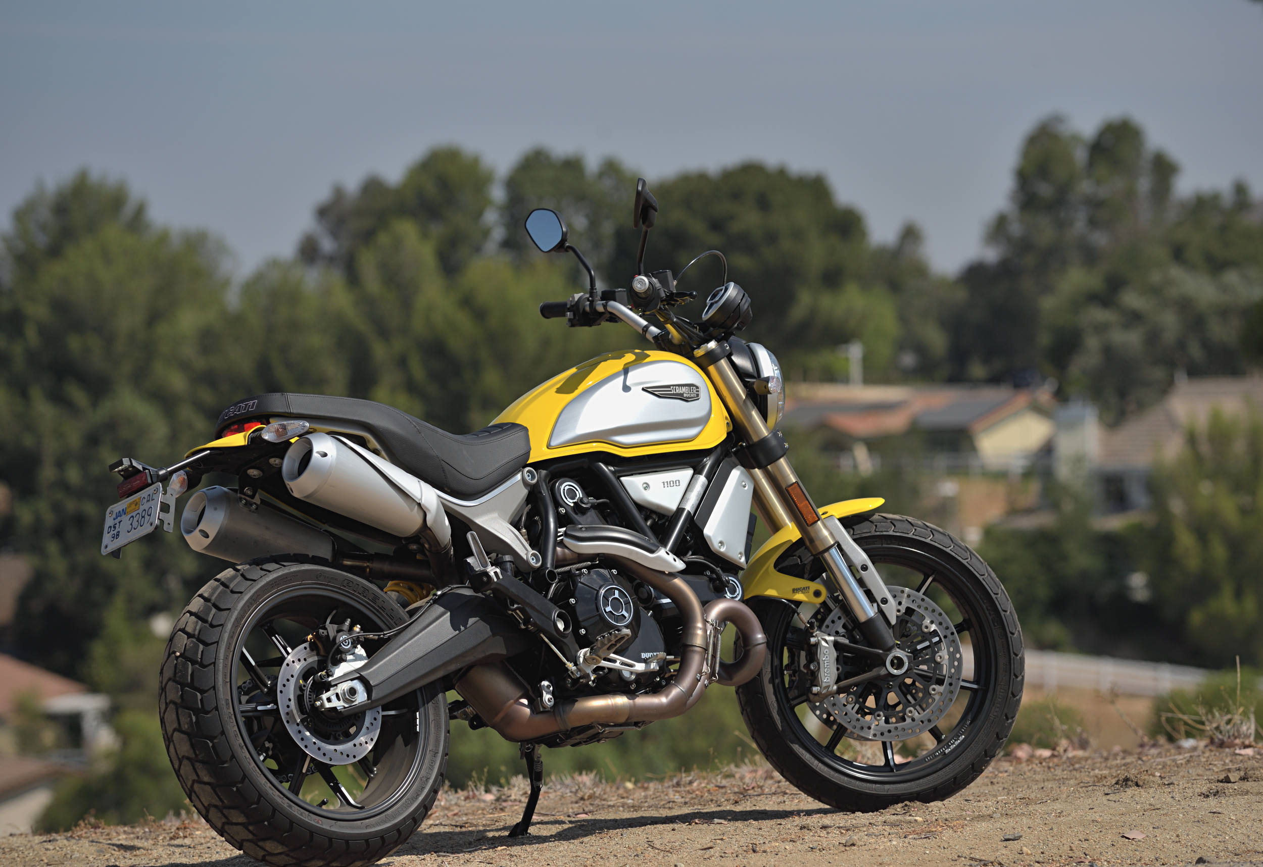 2018 Ducati Scrambler 1100 Md Ride Review Motorcycledailycom