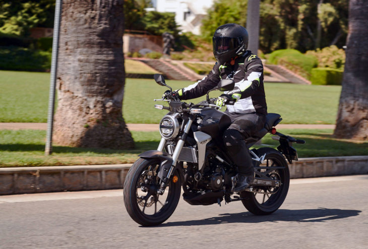 2019 Honda CB300R: MD First Ride Review - MotorcycleDaily com