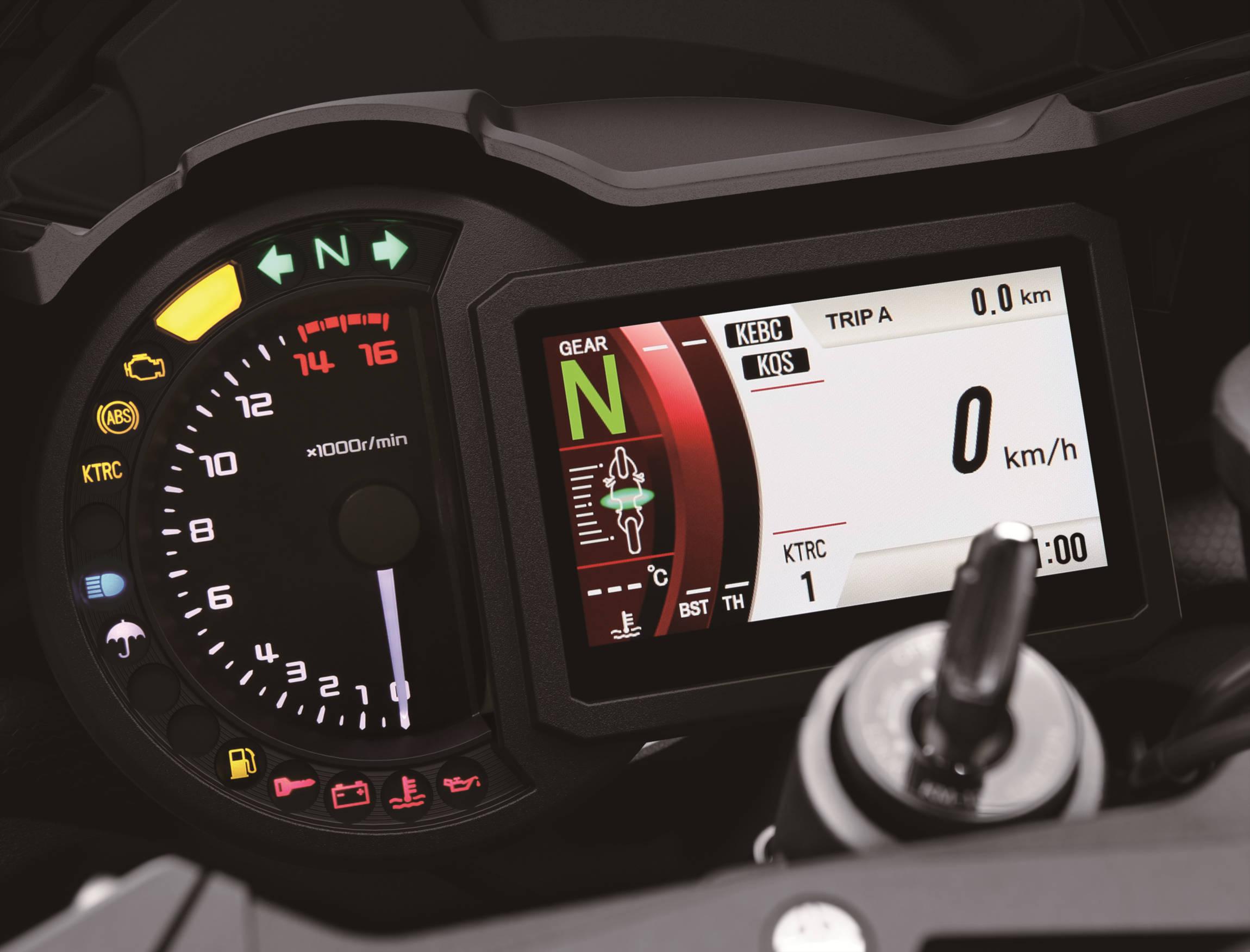 Kawasaki Announces Changes to 2019 Ninja H2, H2 Carbon and H2R
