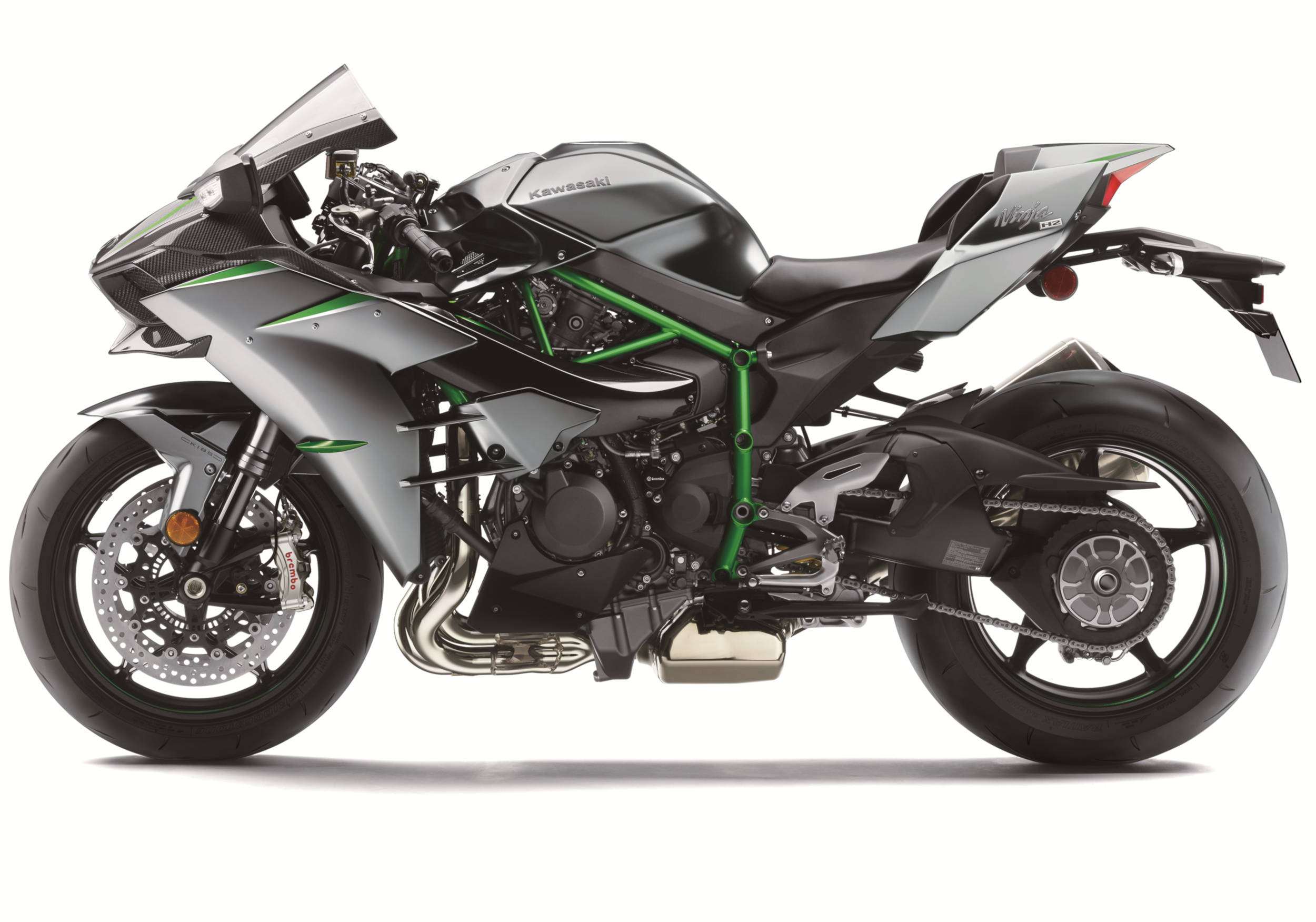 Kawasaki Announces Changes to 2019 Ninja H2, H2 Carbon and H2R