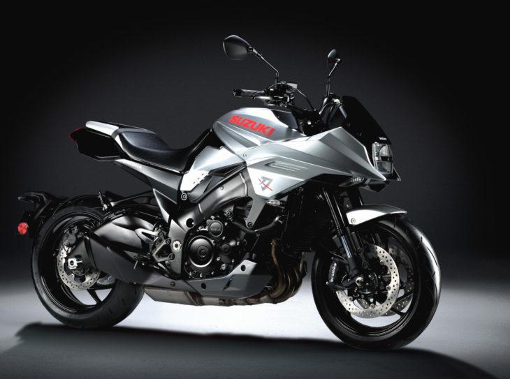 Suzuki Unveils 2020 Katana Speed And Comfort