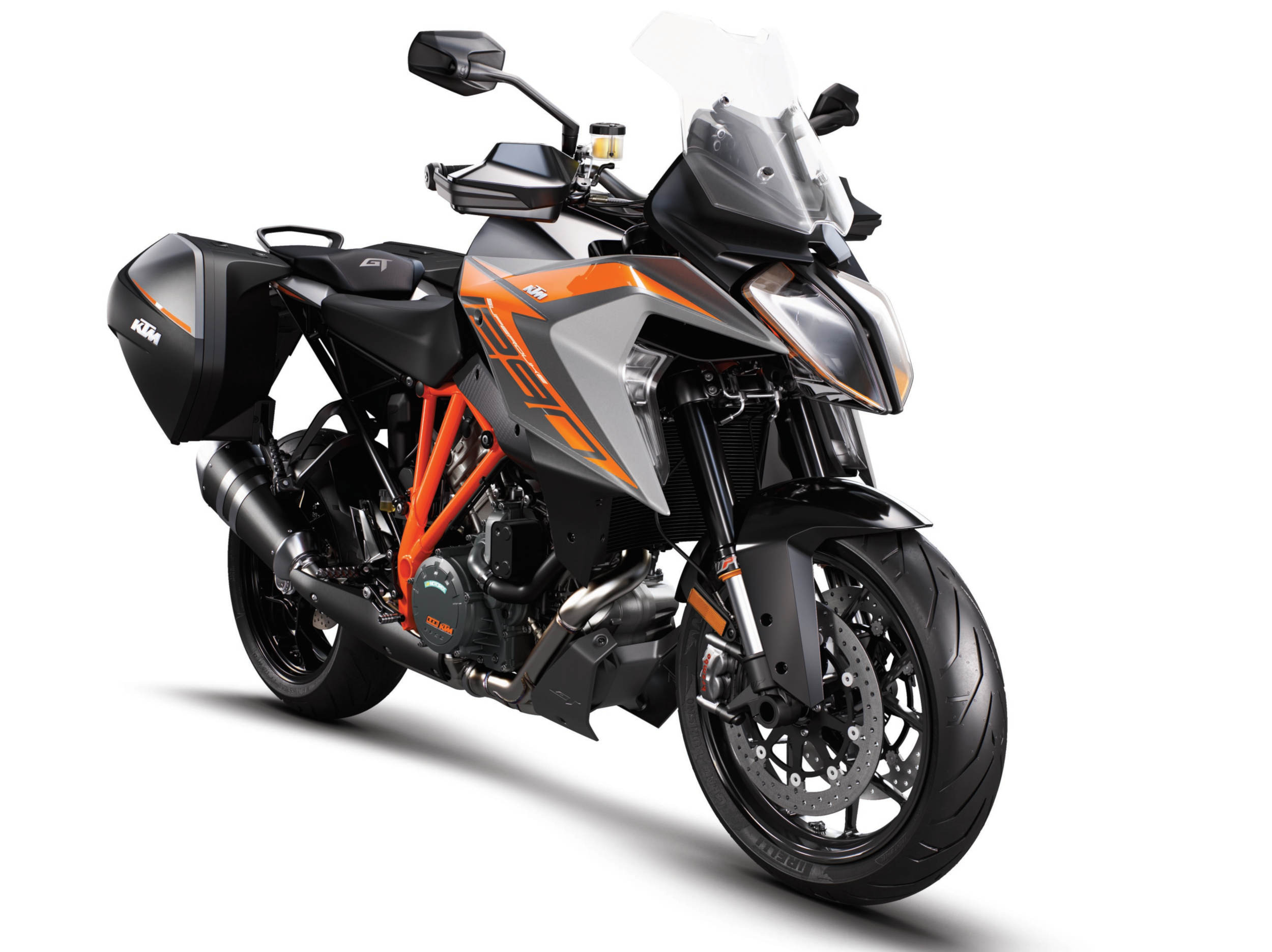 ktm makes significant changes to 2019 1290 super duke gt motorcycle news. Black Bedroom Furniture Sets. Home Design Ideas