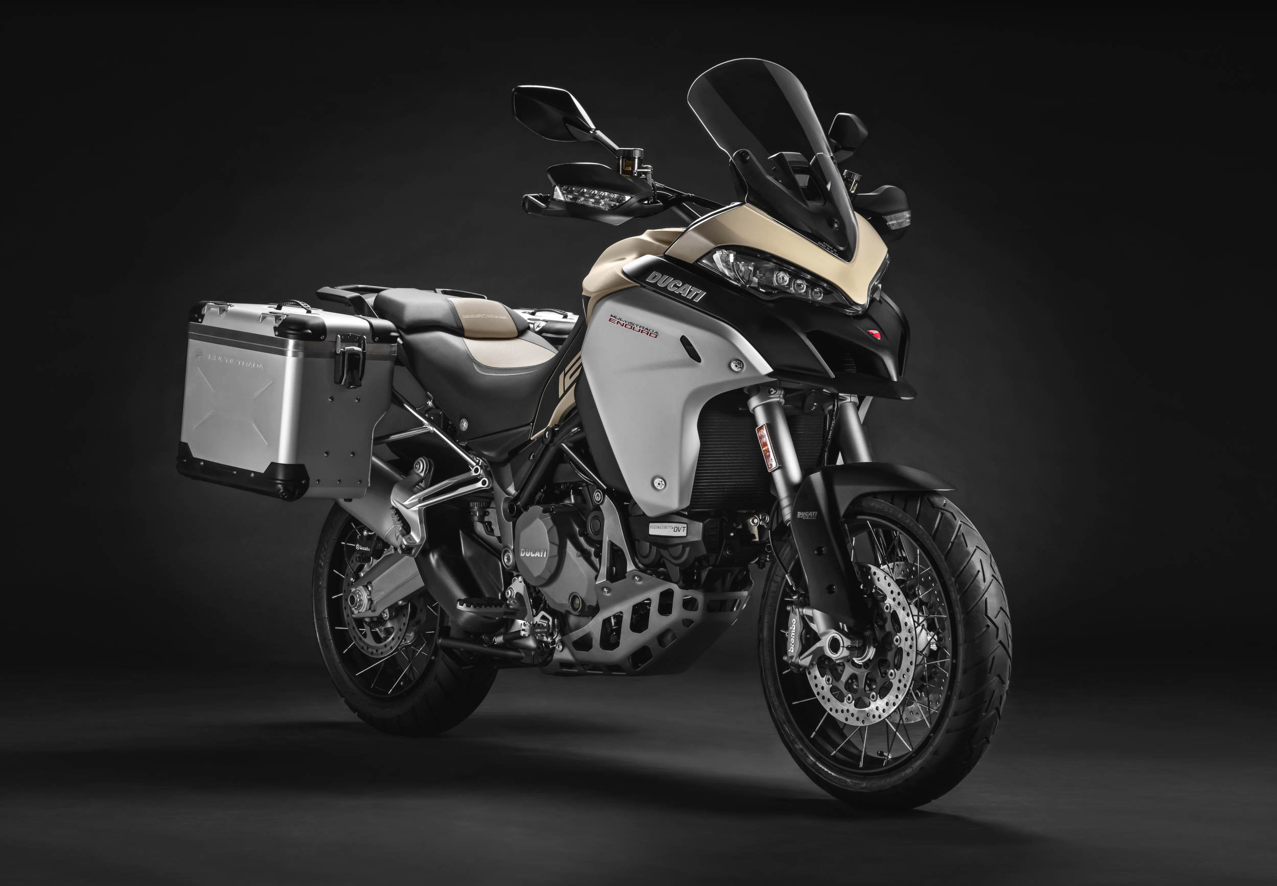 Ducati Debuts New Multistrada 1260 Enduro (with video)