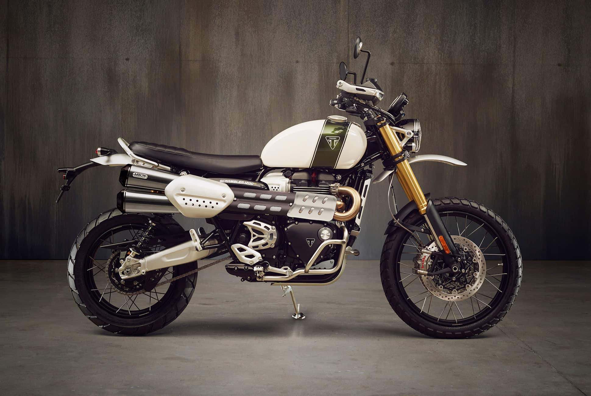 Triumph Unveils New Scrambler 1200 Xc And Xe With Video
