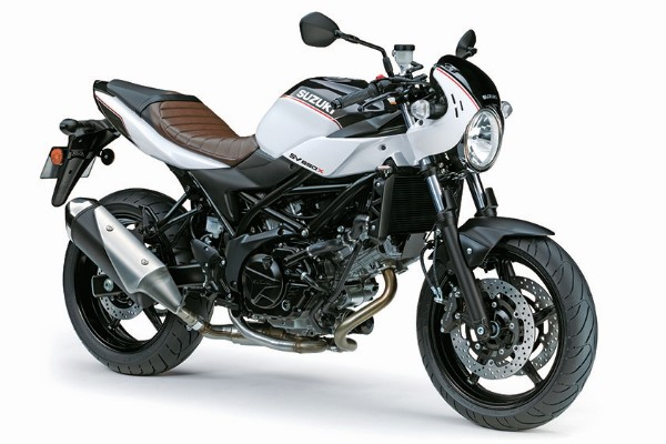 2019 Suzuki Street Line-Up Includes SV650X Café Racer and Other Model Revisions/Updates (Bike Reports) (News)
