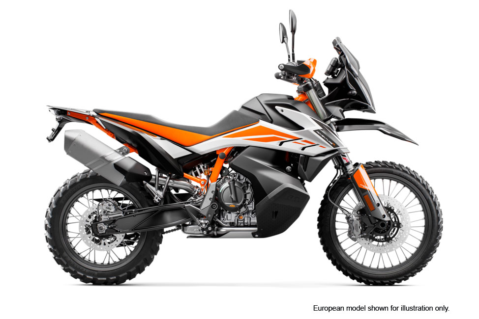 2019 ktm 790 adventure r introduced. Black Bedroom Furniture Sets. Home Design Ideas