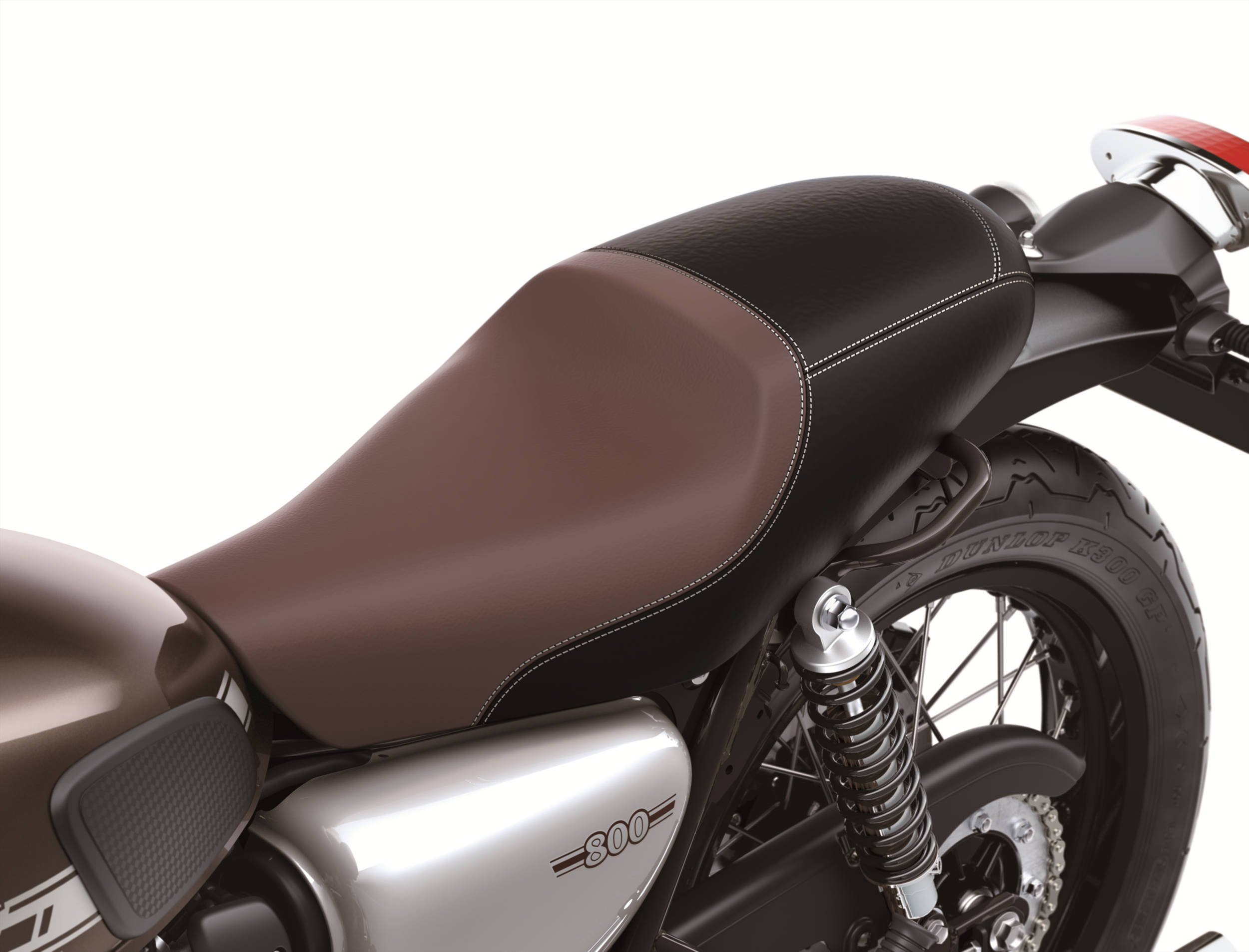 Kawasaki Brings Back Classic W800 For 2019 As A Cafe Racer Page 3
