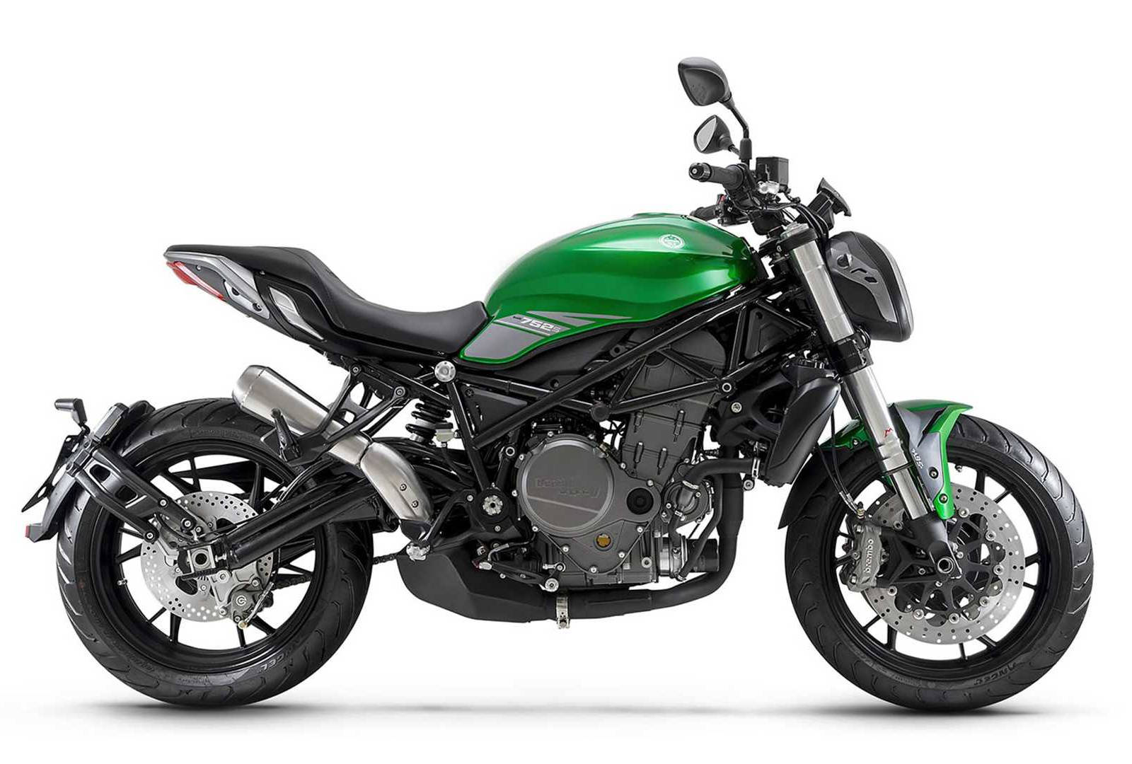 Benelli Introduces 752S (with Video)