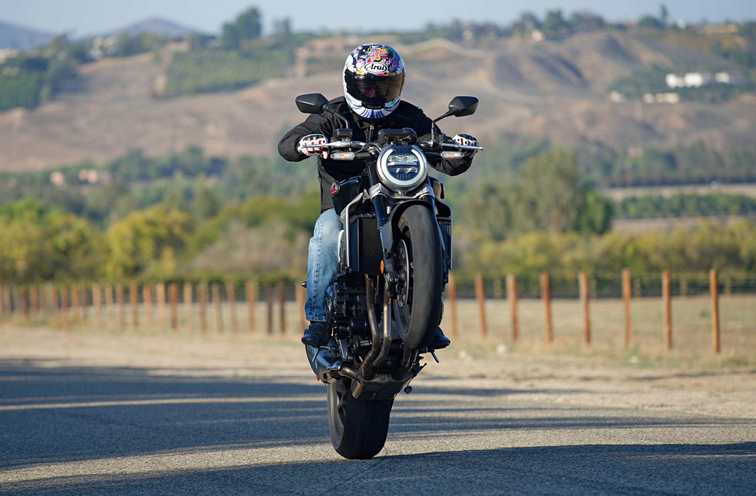 2018 Honda CB1000R: MD Ride Review - MotorcycleDaily com