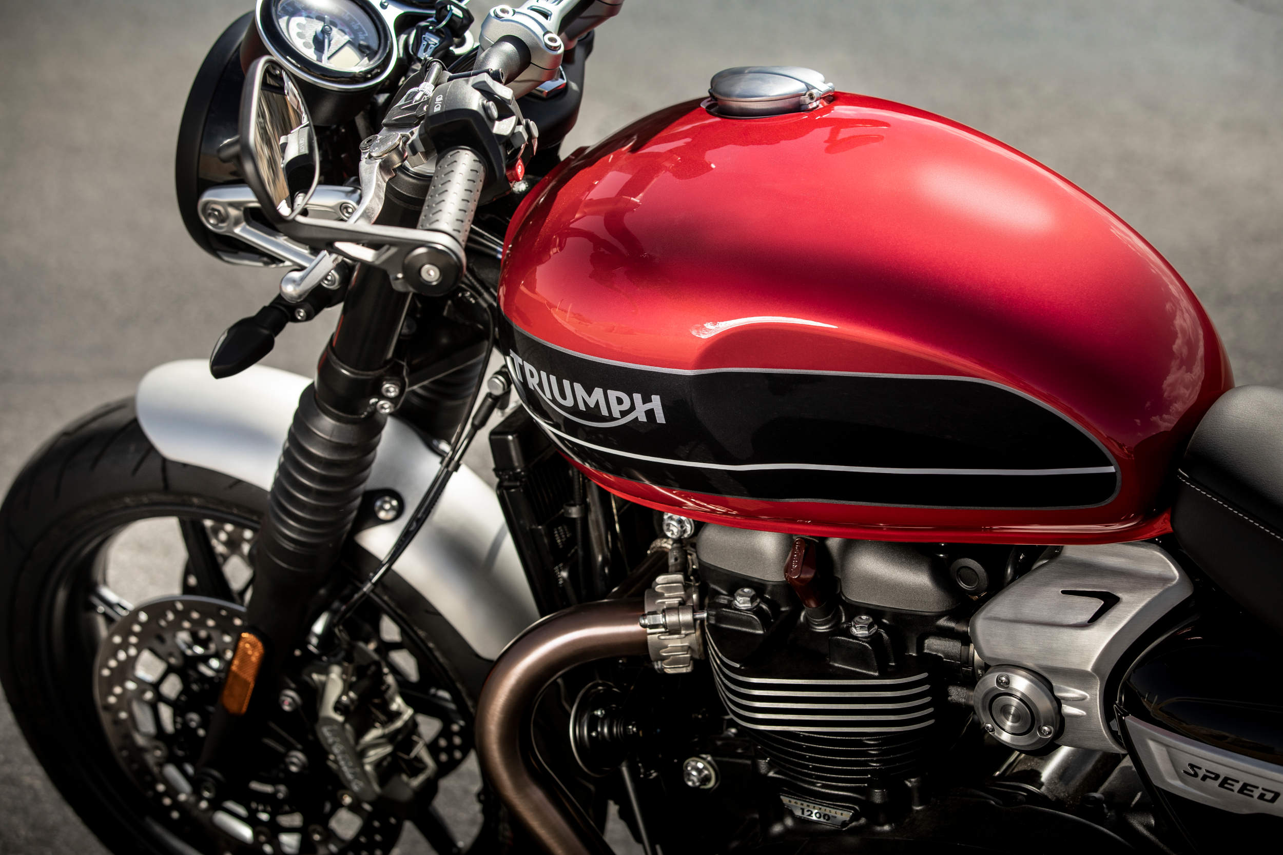 Triumph Unveils 2019 Speed Twin (with video) - MotorcycleDaily com