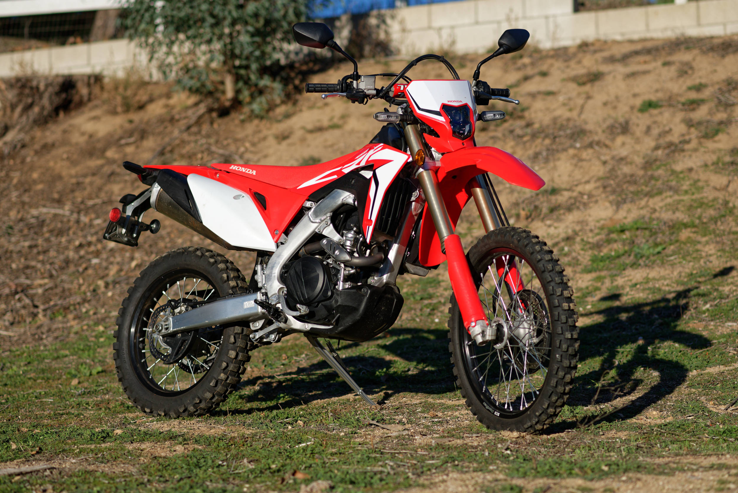 2019 Honda CRF450L: MD Ride Review, Part 1 - MotorcycleDaily com