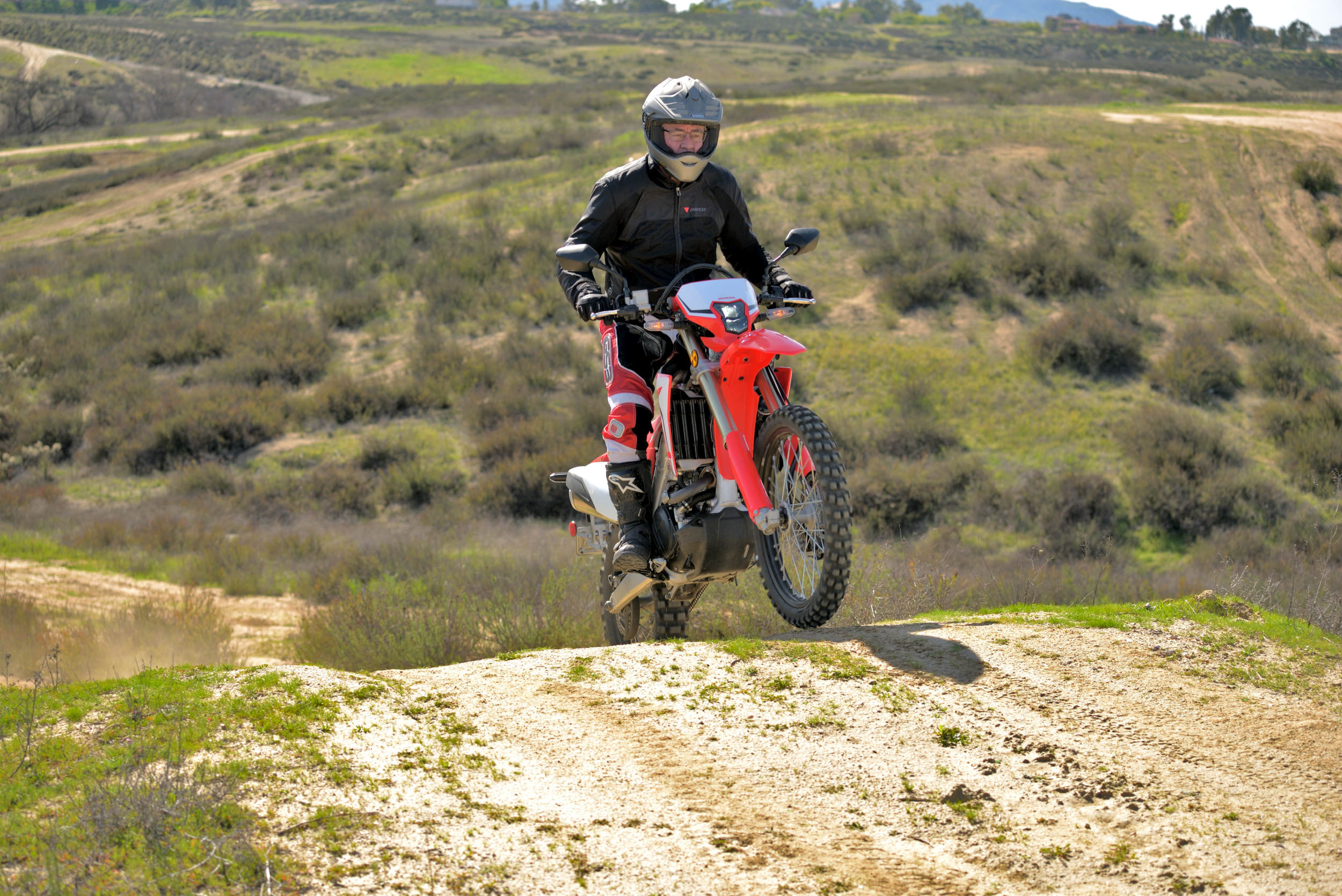 2019 Honda CRF450L: MD Ride Review, Part 2 - MotorcycleDaily