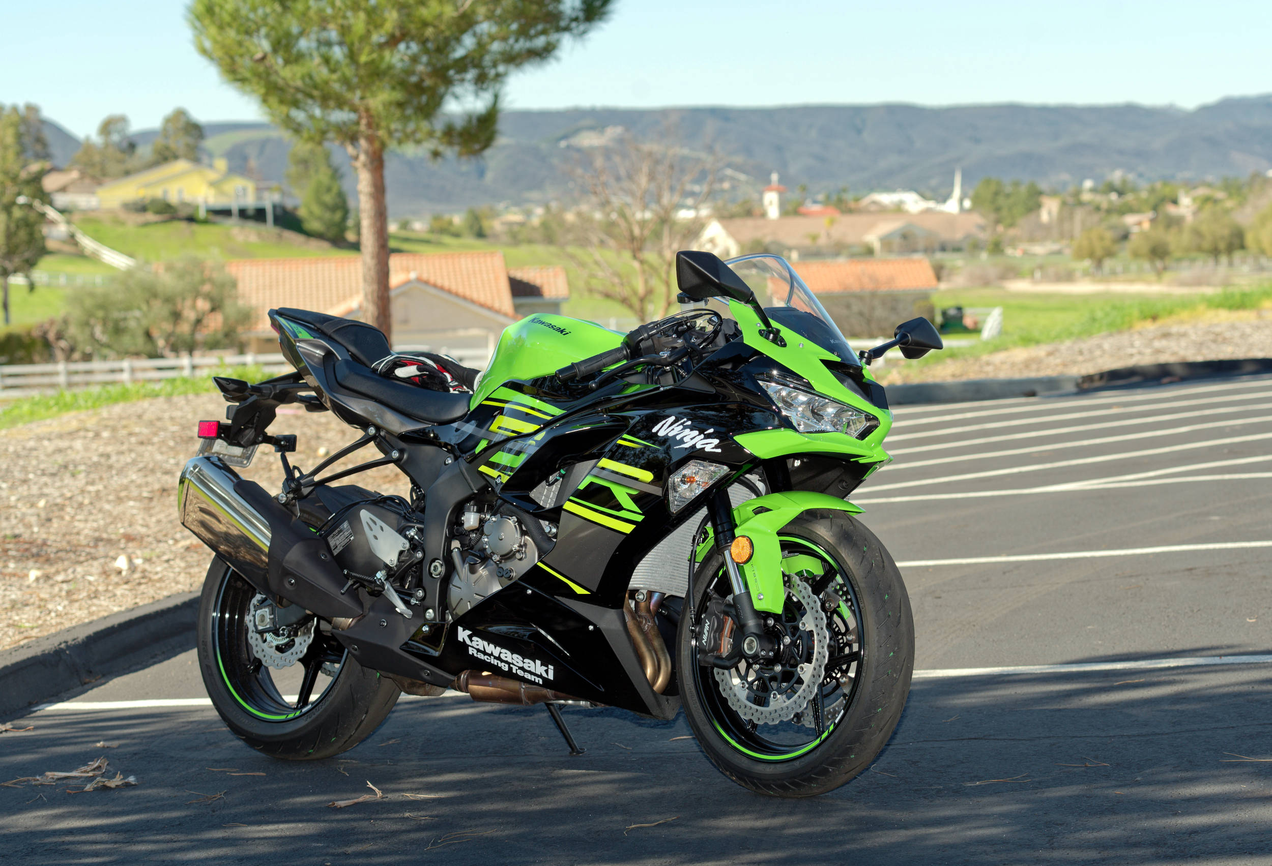 2019 Kawasaki Ninja Zx 6r Md Ride Review Motorcycledailycom