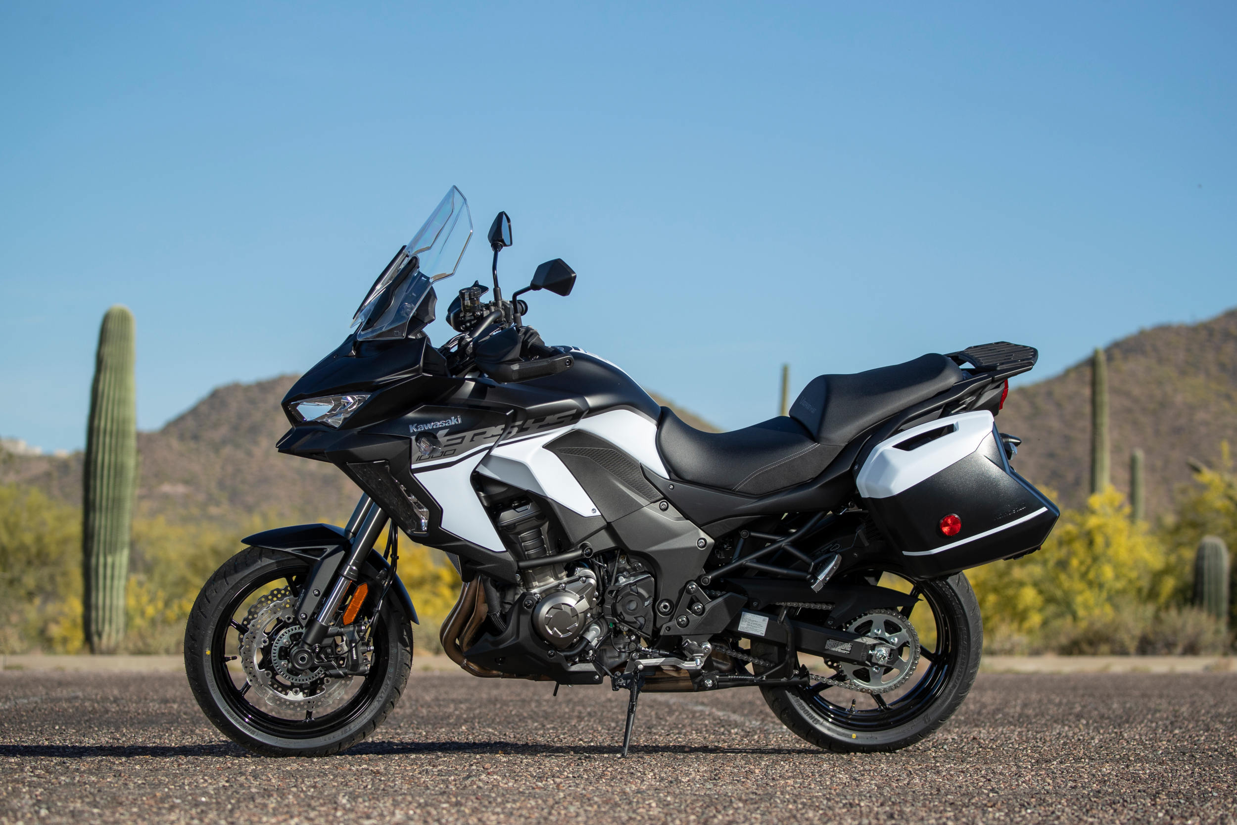 2019 Versys 1000 SE LT+: MD First Ride - MotorcycleDaily com