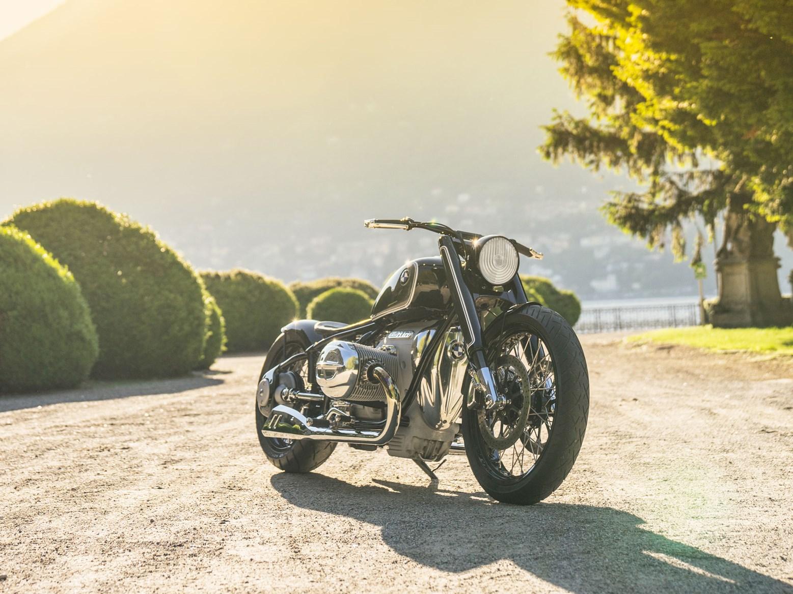 Big 1,800cc Cruiser Coming From BMW (Bike Reports) (News)
